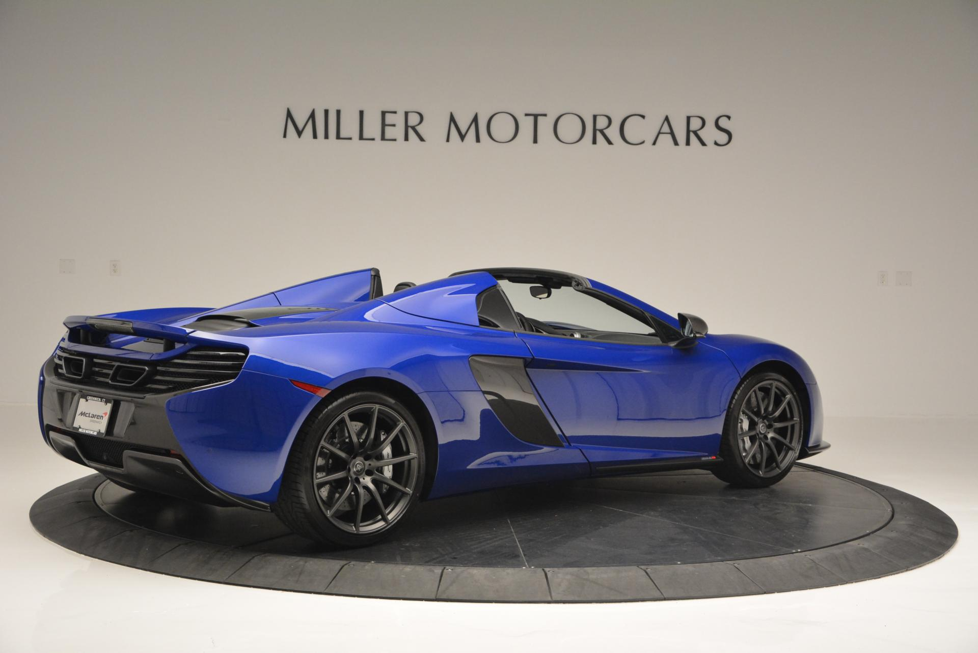Used 2016 McLaren 650S Spider  For Sale In Greenwich, CT 65_p8
