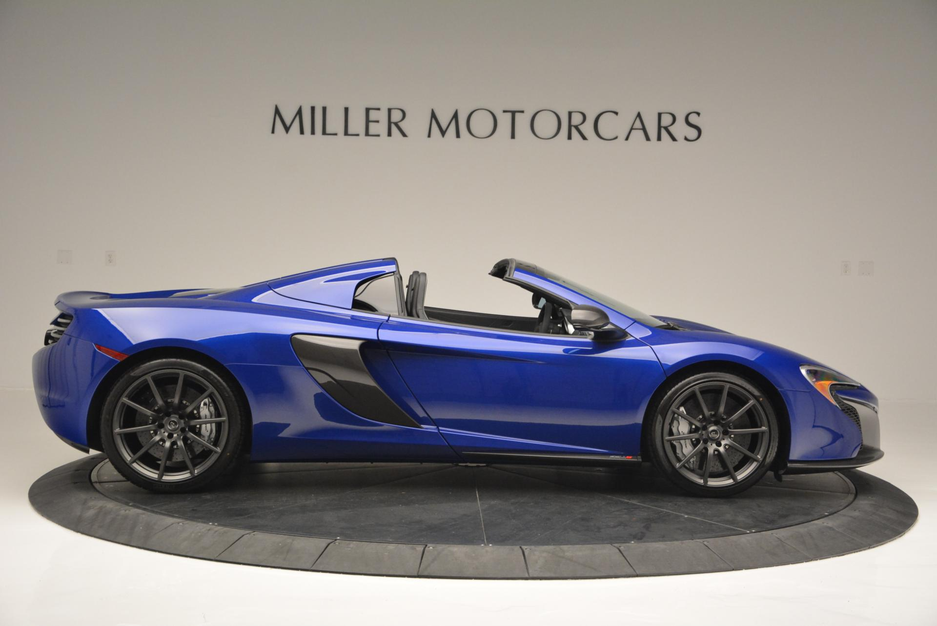 Used 2016 McLaren 650S Spider  For Sale In Greenwich, CT 65_p9