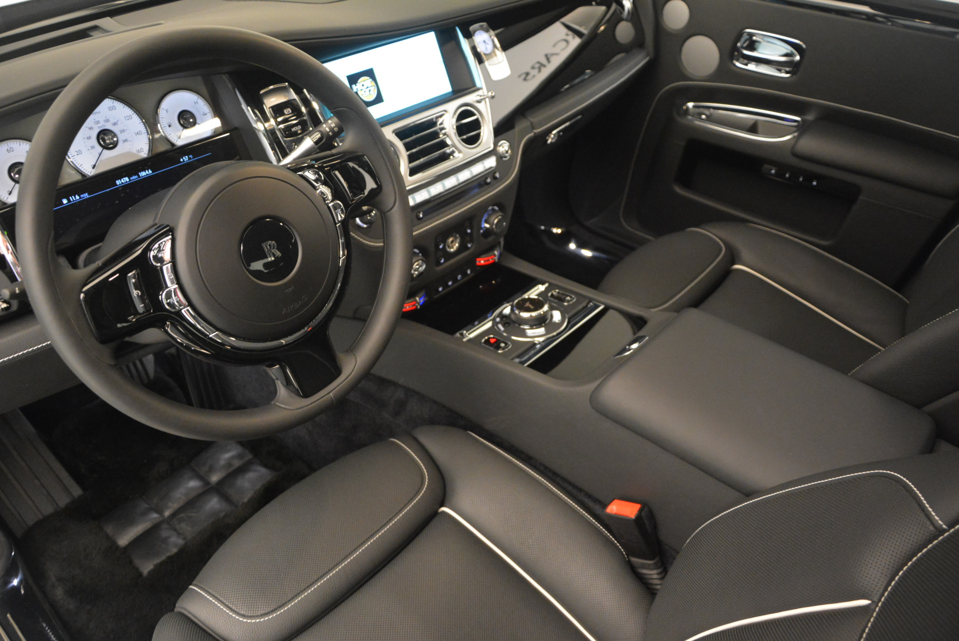 Used 2016 Rolls-Royce Ghost Series II  For Sale In Greenwich, CT 653_p19