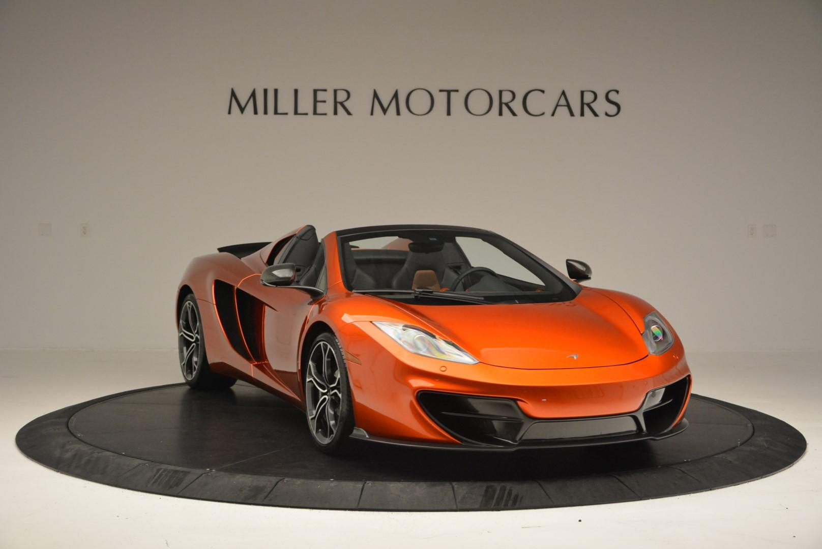 Used 2013 McLaren MP4-12C Base For Sale In Greenwich, CT 66_p11