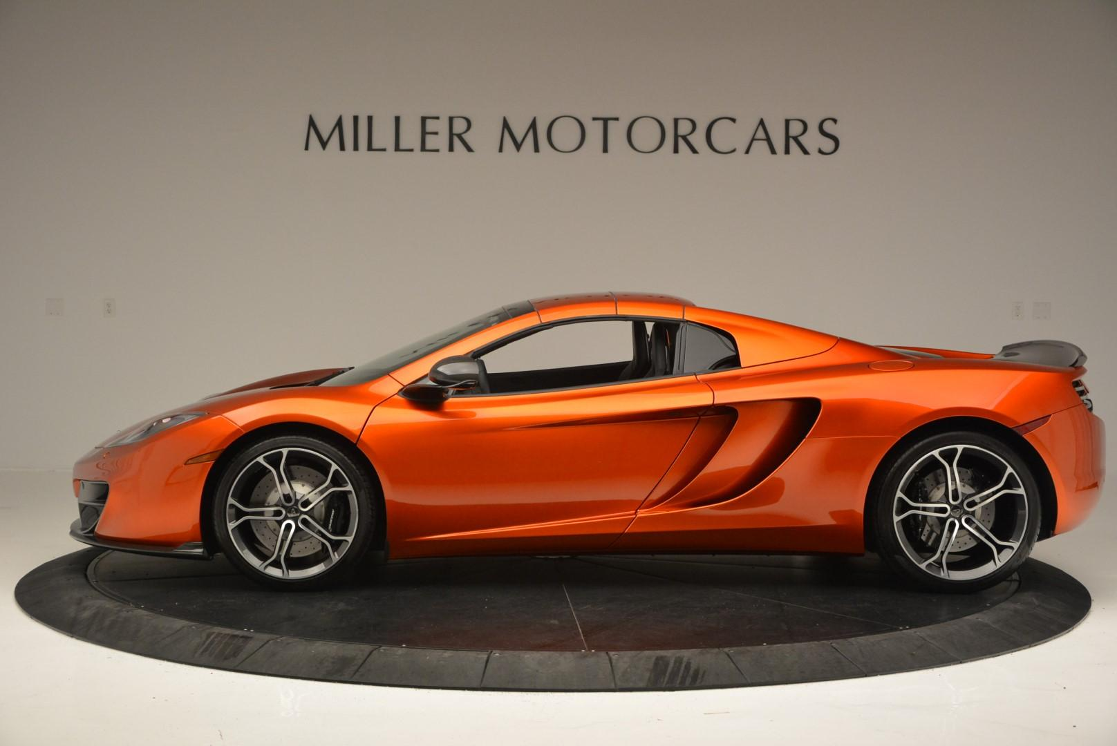 Used 2013 McLaren MP4-12C Base For Sale In Greenwich, CT 66_p14