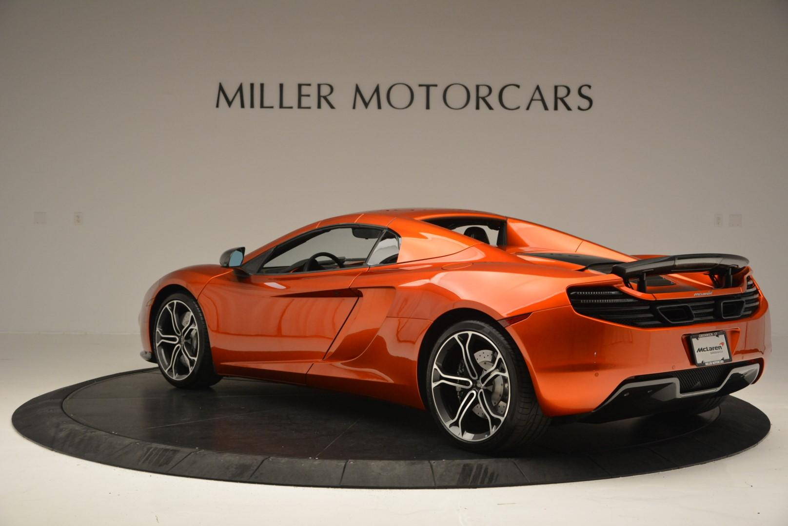 Used 2013 McLaren MP4-12C Base For Sale In Greenwich, CT 66_p15