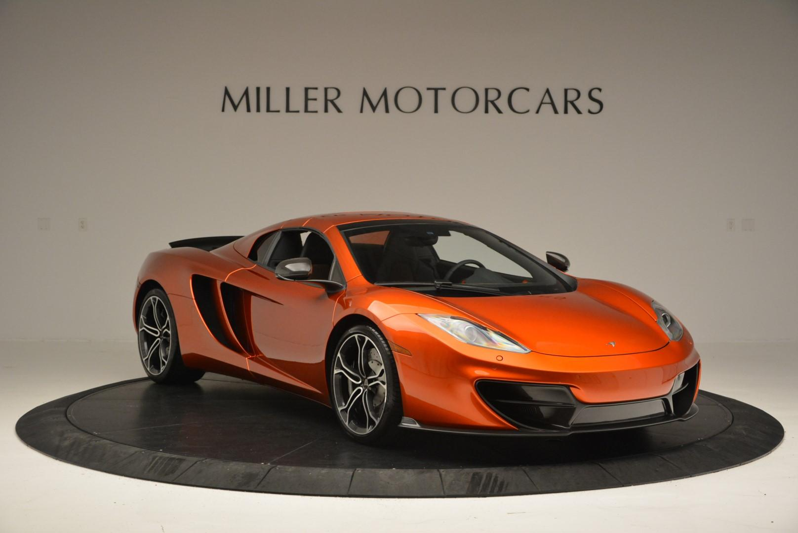 Used 2013 McLaren MP4-12C Base For Sale In Greenwich, CT 66_p19