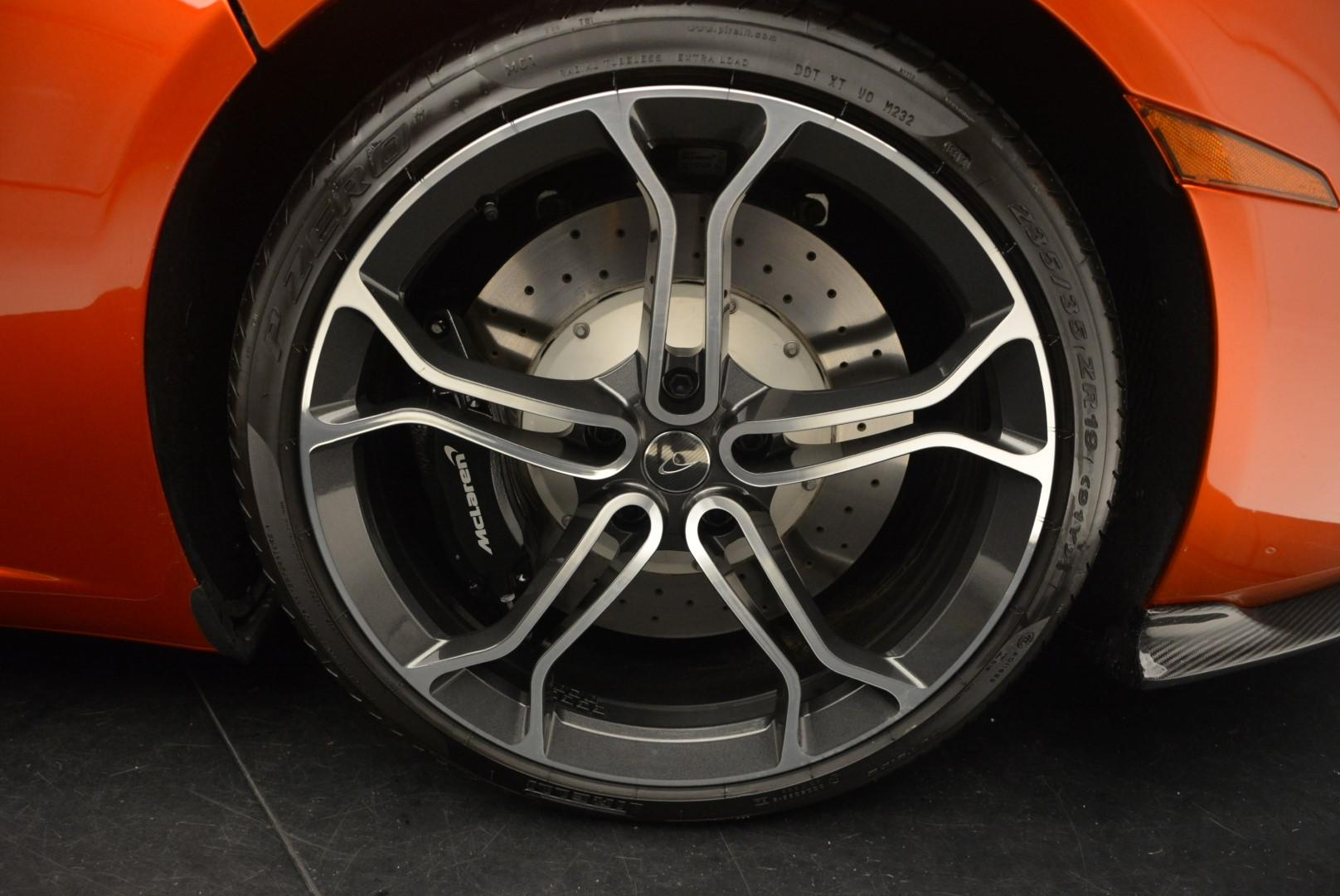 Used 2013 McLaren MP4-12C Base For Sale In Greenwich, CT 66_p29