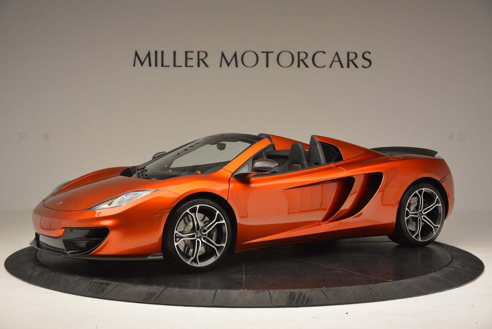 Used 2013 McLaren MP4-12C Base For Sale In Greenwich, CT 66_p2