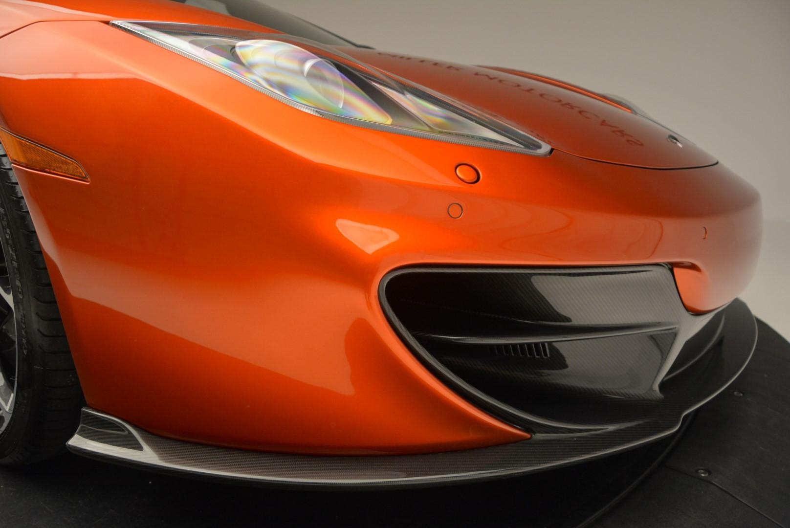 Used 2013 McLaren MP4-12C Base For Sale In Greenwich, CT 66_p30