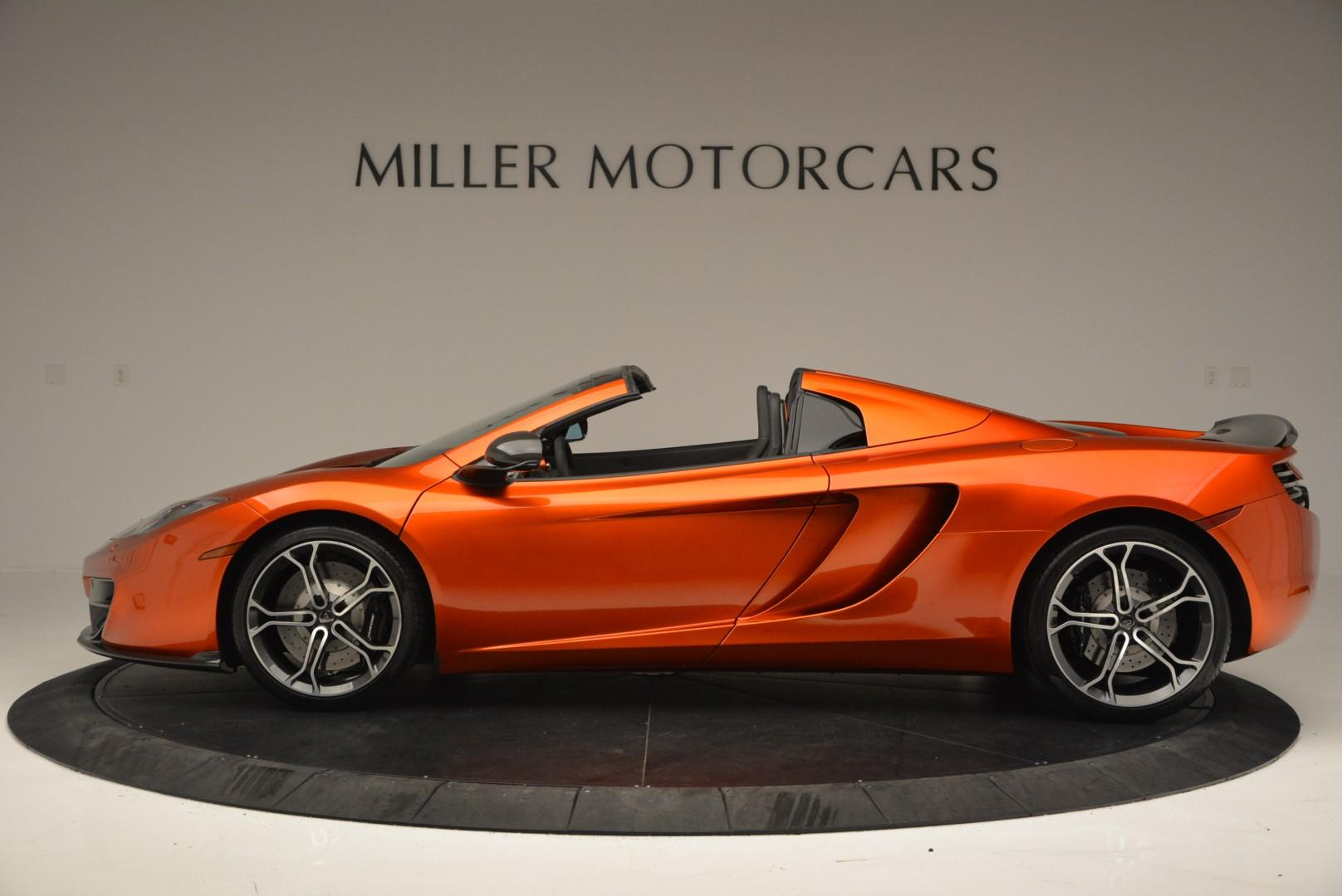 Used 2013 McLaren MP4-12C Base For Sale In Greenwich, CT 66_p3