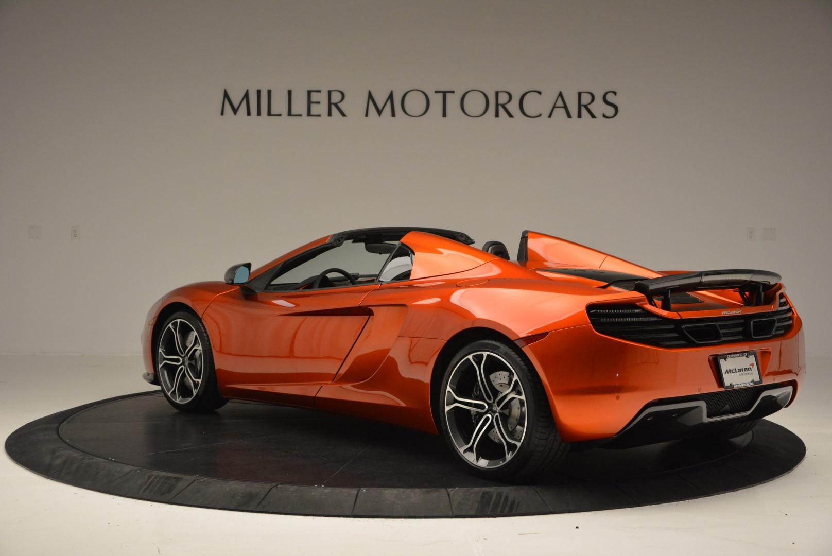 Used 2013 McLaren MP4-12C Base For Sale In Greenwich, CT 66_p4