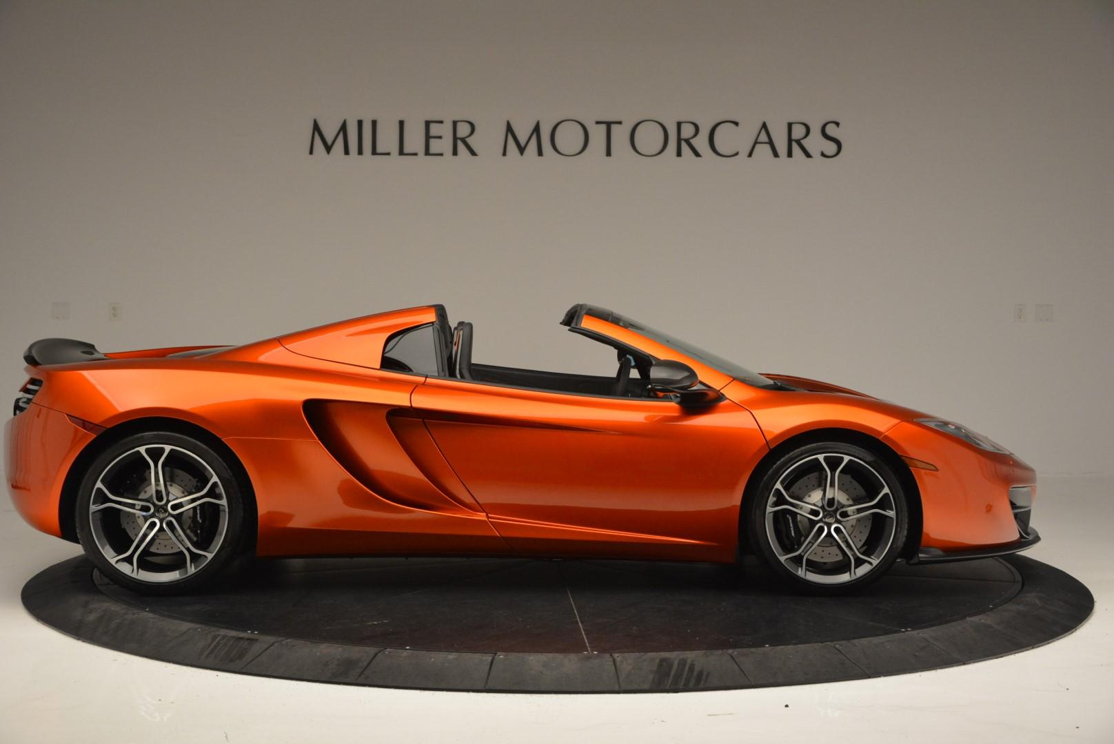 Used 2013 McLaren MP4-12C Base For Sale In Greenwich, CT 66_p9