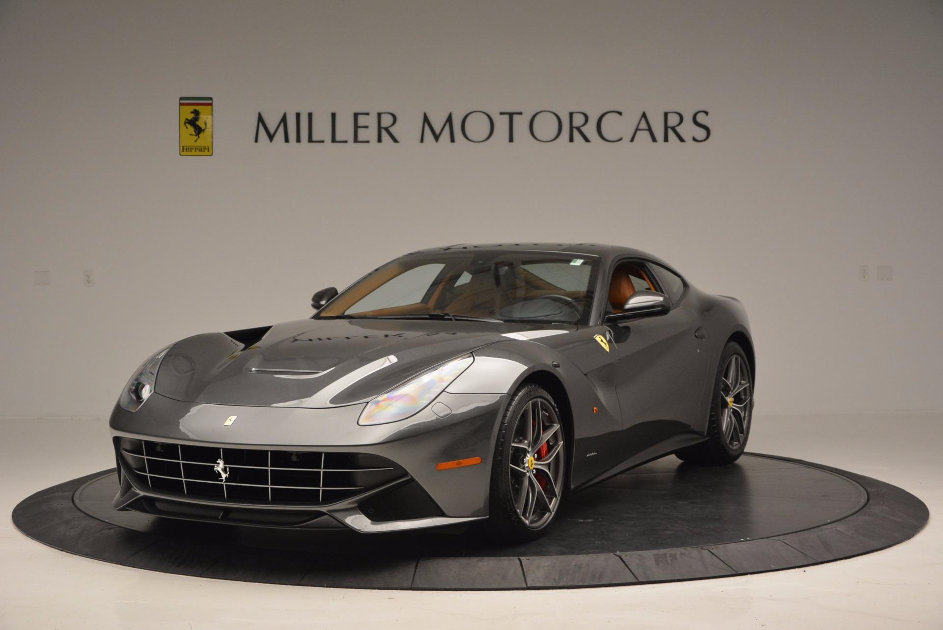 Used 2014 Ferrari F12 Berlinetta  For Sale In Greenwich, CT 664_main