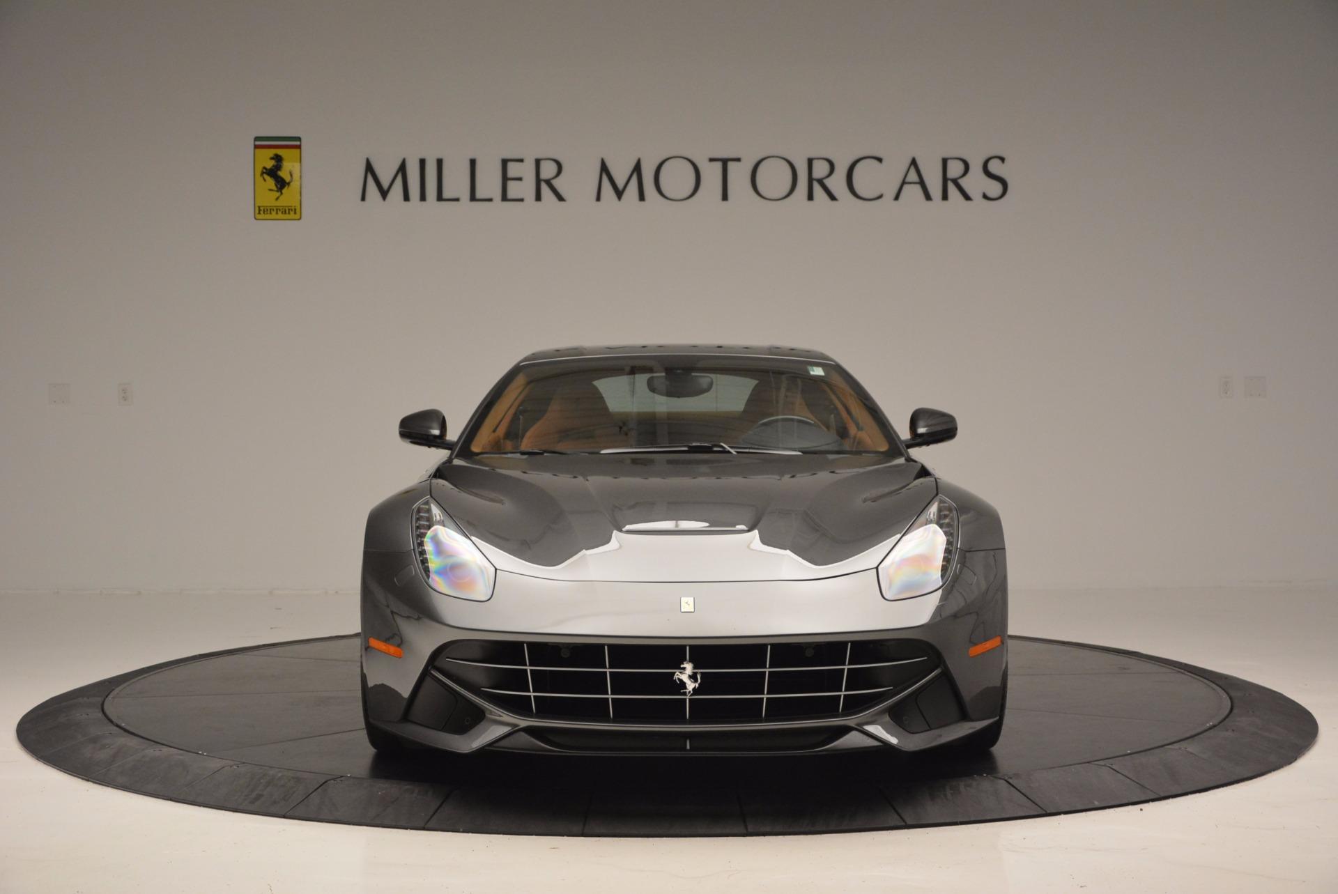 Used 2014 Ferrari F12 Berlinetta  For Sale In Greenwich, CT 664_p12