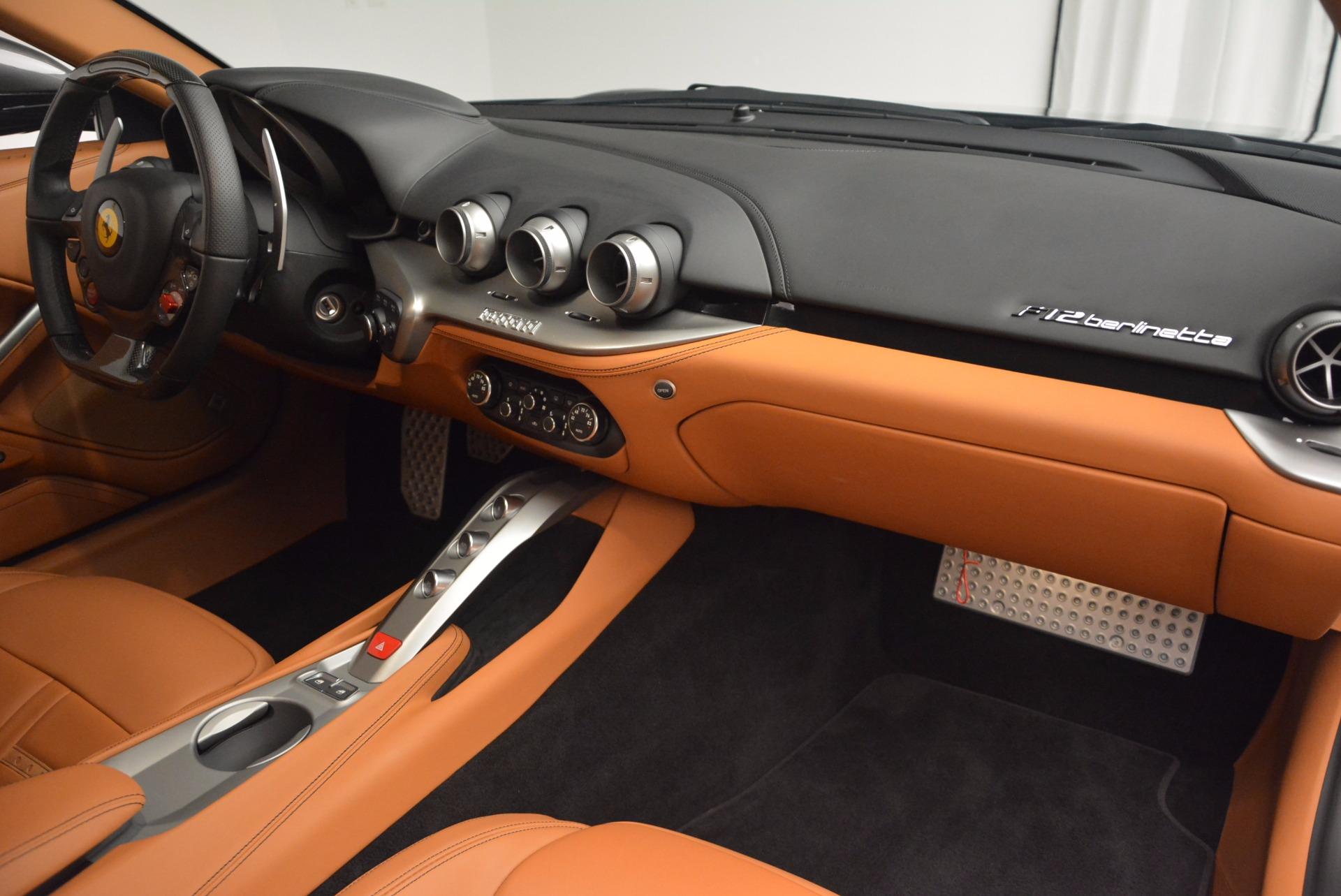 Used 2014 Ferrari F12 Berlinetta  For Sale In Greenwich, CT 664_p17