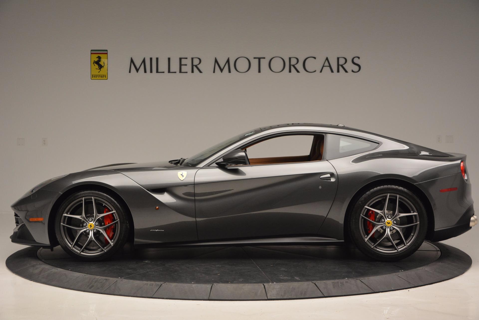 Used 2014 Ferrari F12 Berlinetta  For Sale In Greenwich, CT 664_p3