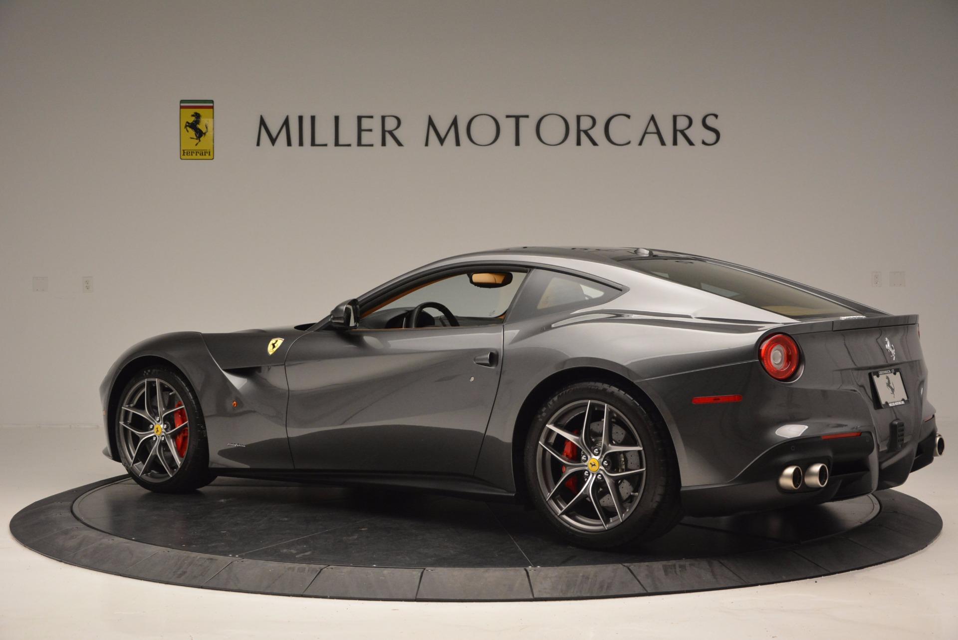 Used 2014 Ferrari F12 Berlinetta  For Sale In Greenwich, CT 664_p4