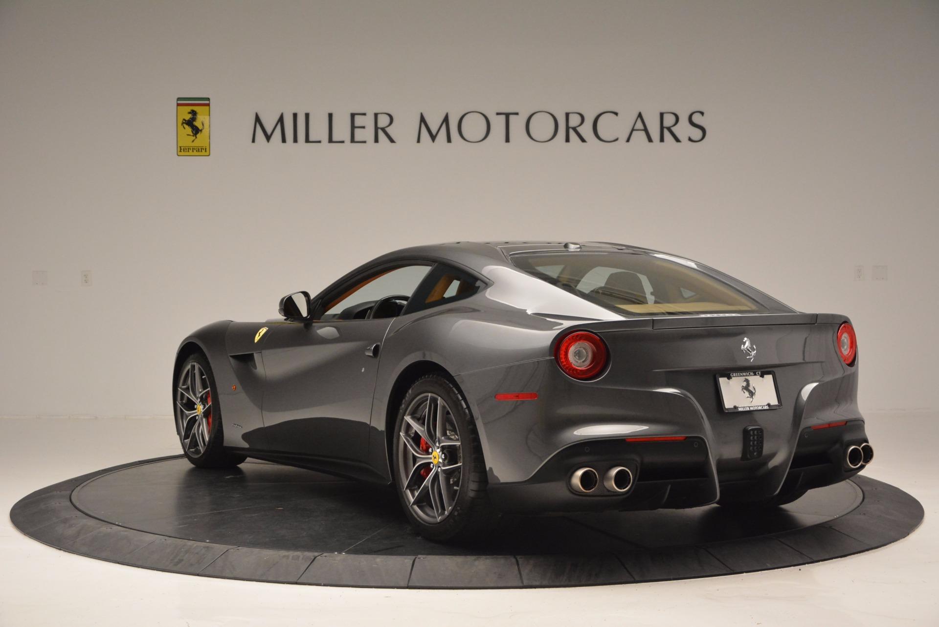 Used 2014 Ferrari F12 Berlinetta  For Sale In Greenwich, CT 664_p5