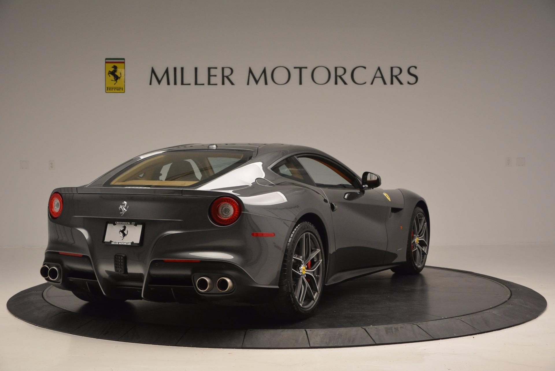 Used 2014 Ferrari F12 Berlinetta  For Sale In Greenwich, CT 664_p7