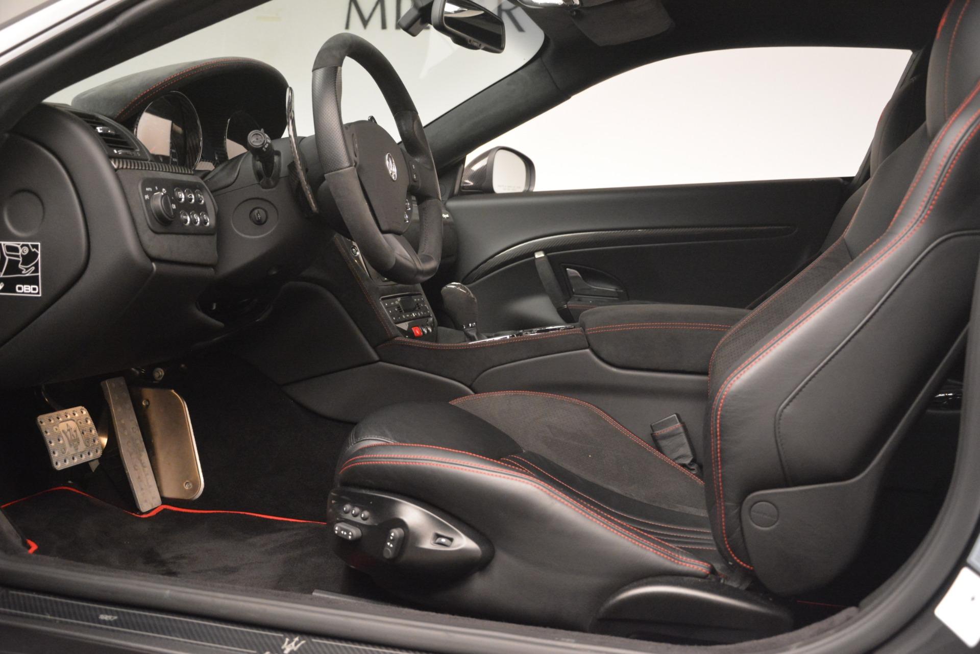 Used 2017 Maserati GranTurismo GT Sport Special Edition For Sale In Greenwich, CT 665_p14