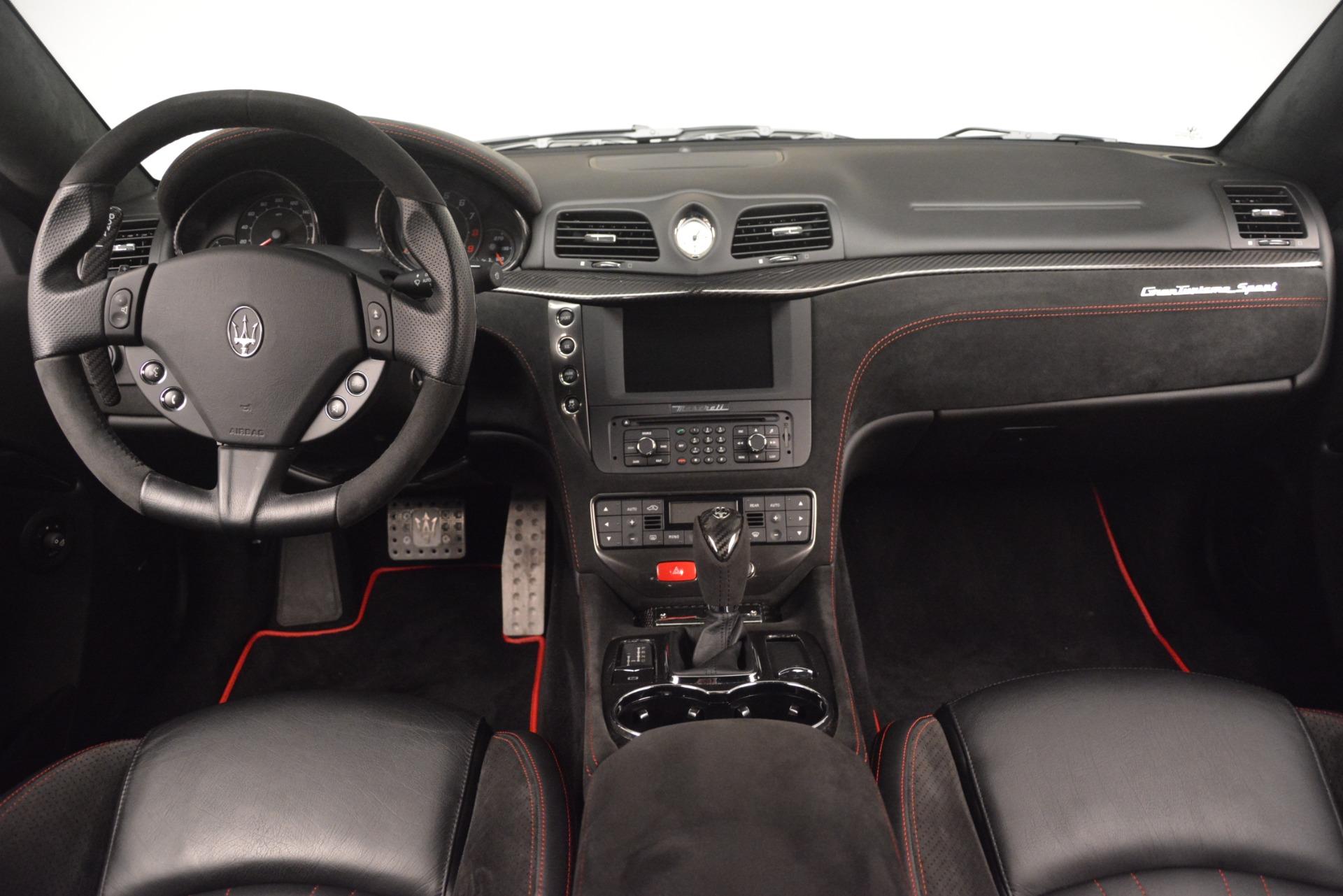 Used 2017 Maserati GranTurismo GT Sport Special Edition For Sale In Greenwich, CT 665_p16