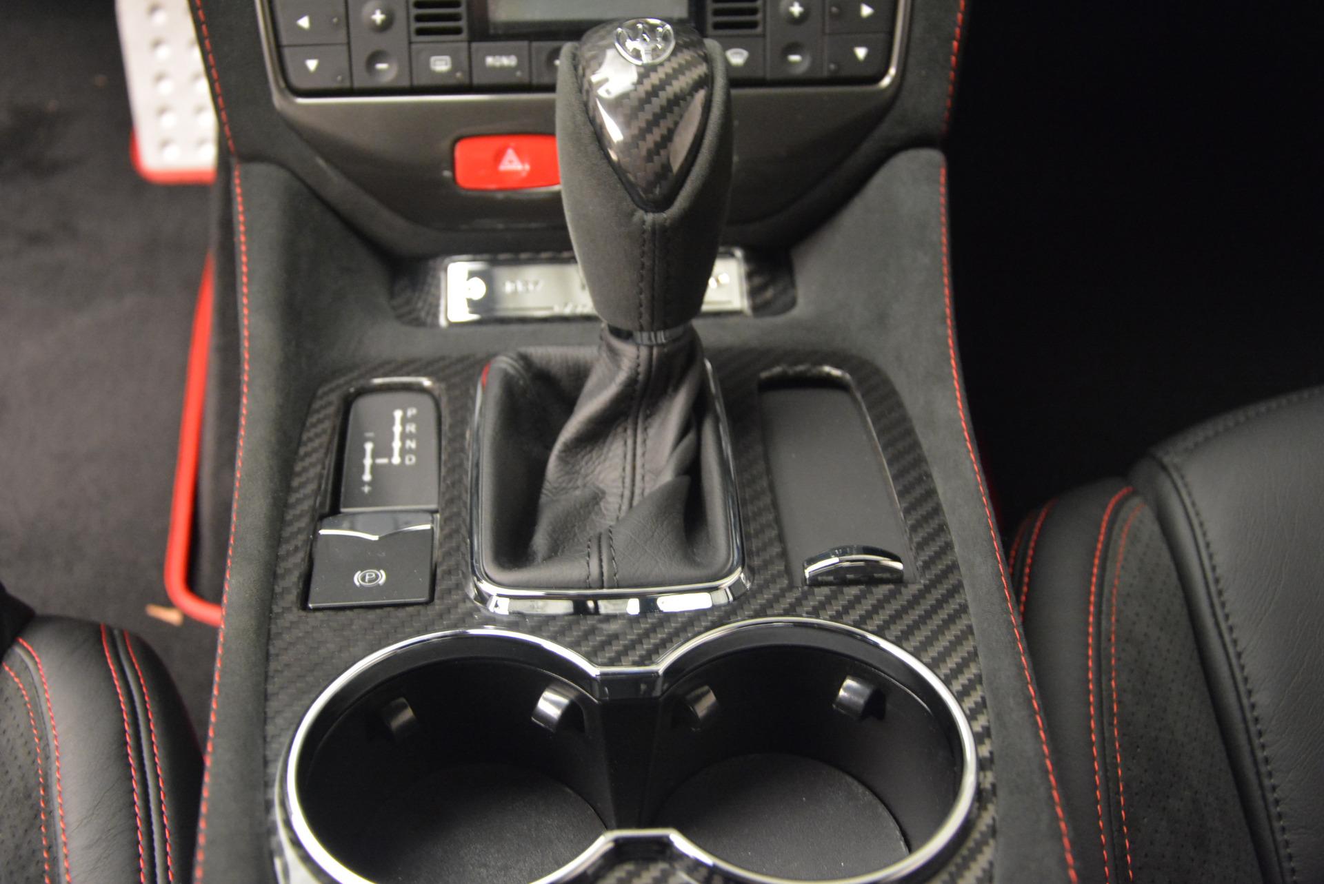 Used 2017 Maserati GranTurismo GT Sport Special Edition For Sale In Greenwich, CT 665_p34