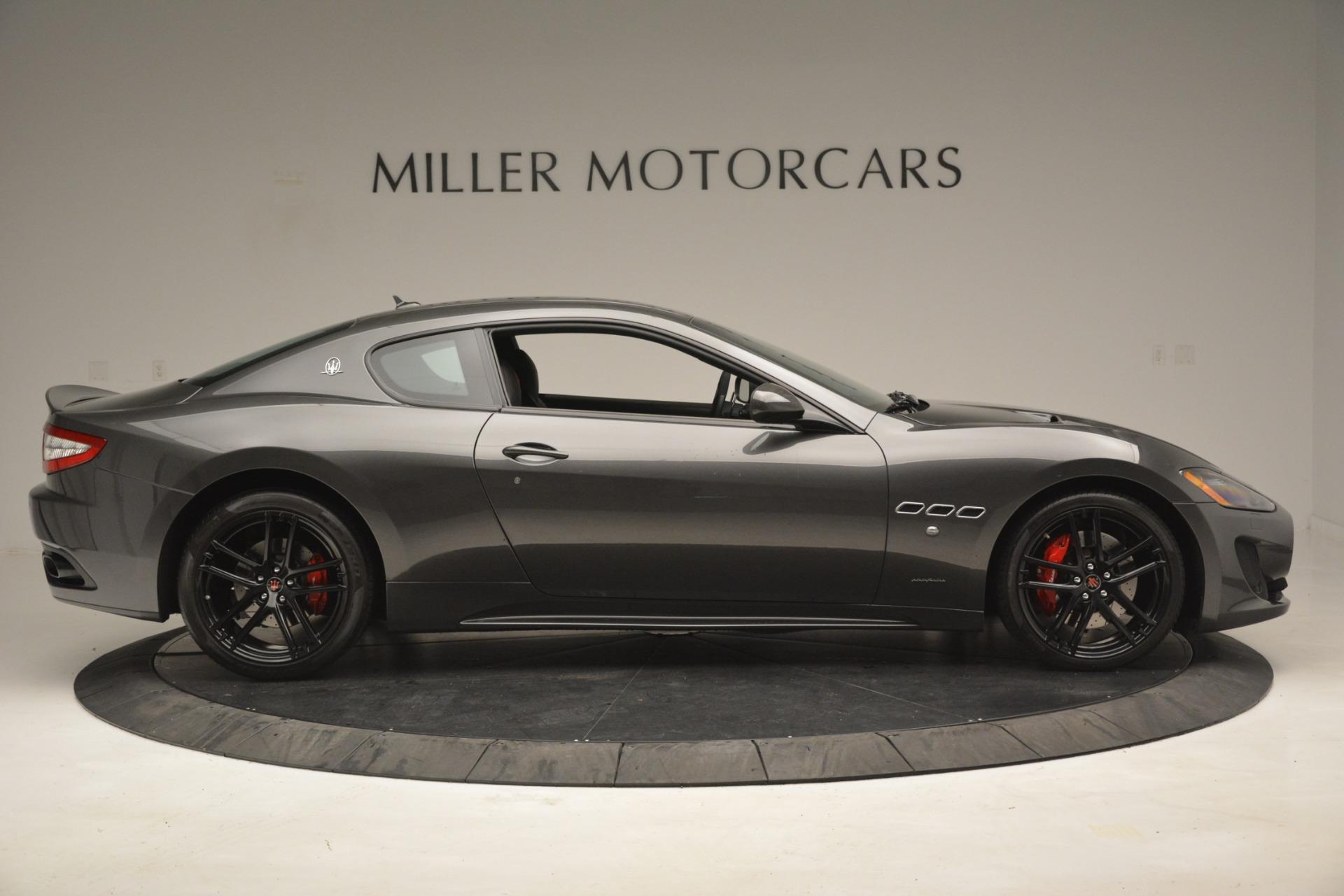 Used 2017 Maserati GranTurismo GT Sport Special Edition For Sale In Greenwich, CT 665_p9