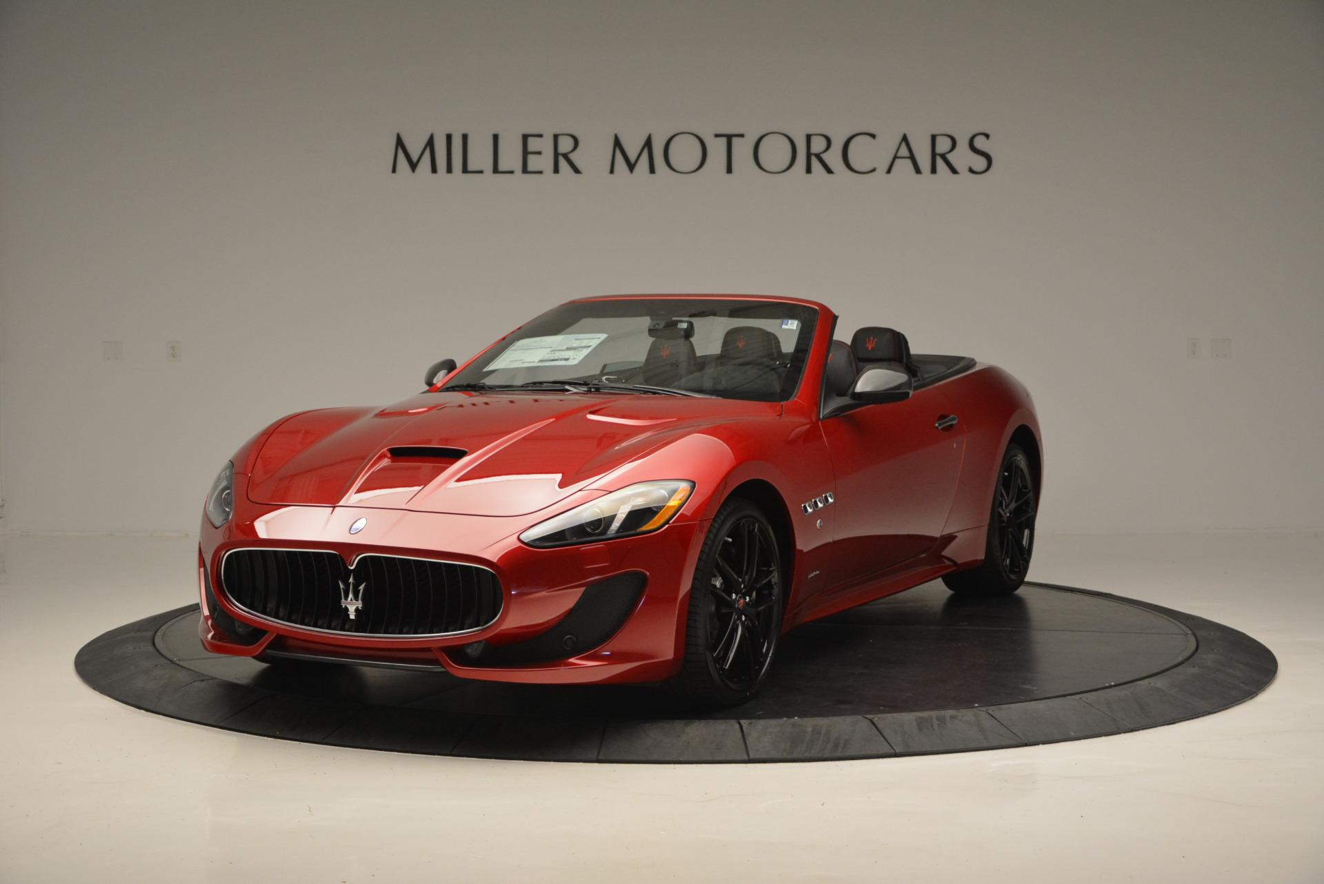 New 2017 Maserati GranTurismo Sport Special Edition For Sale In Greenwich, CT 666_main