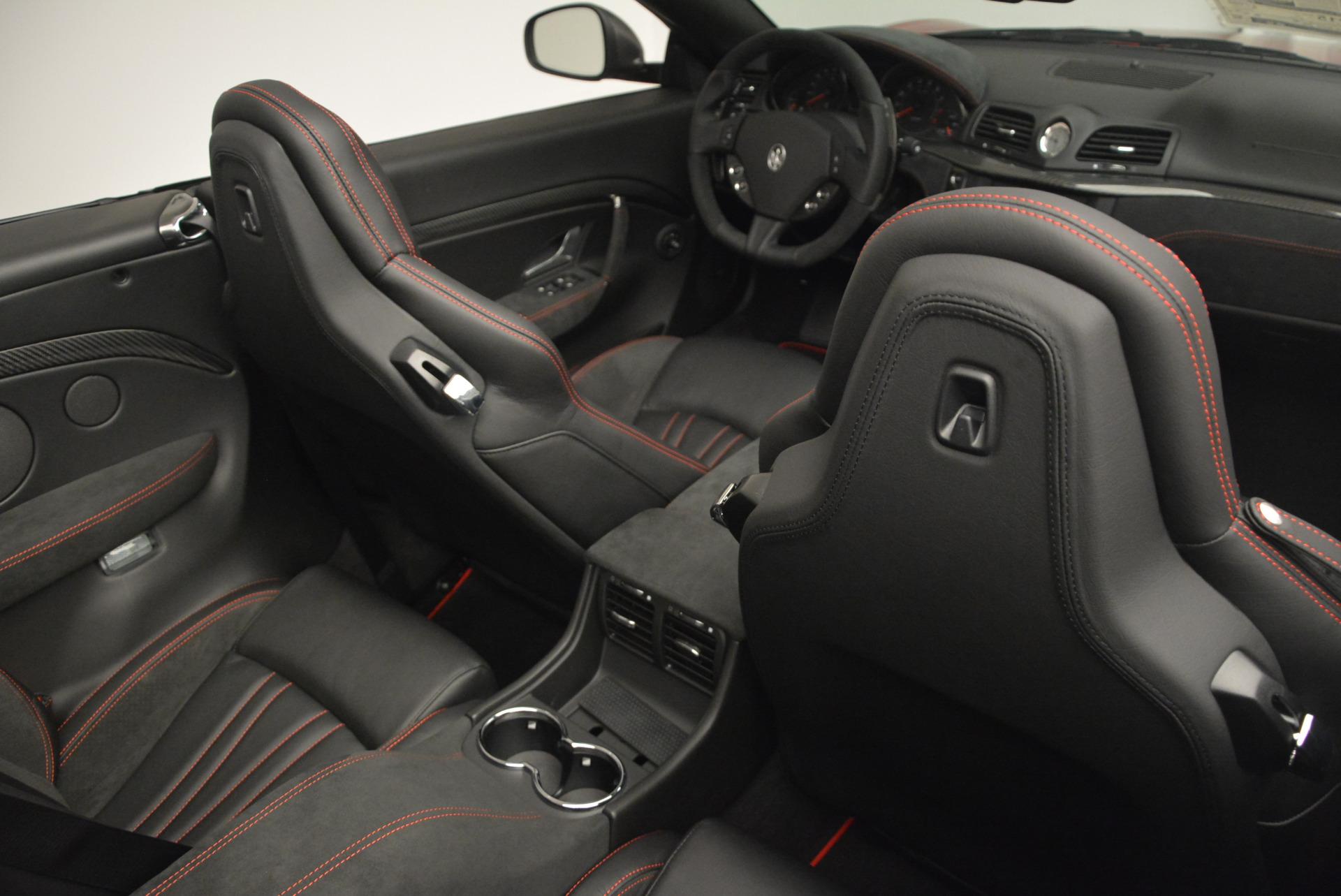 New 2017 Maserati GranTurismo Sport Special Edition For Sale In Greenwich, CT 666_p29