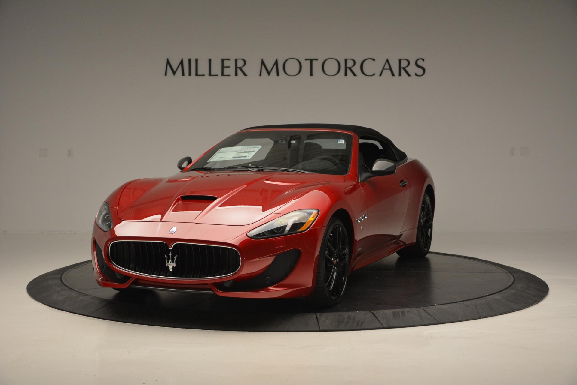 New 2017 Maserati GranTurismo Sport Special Edition For Sale In Greenwich, CT 666_p2