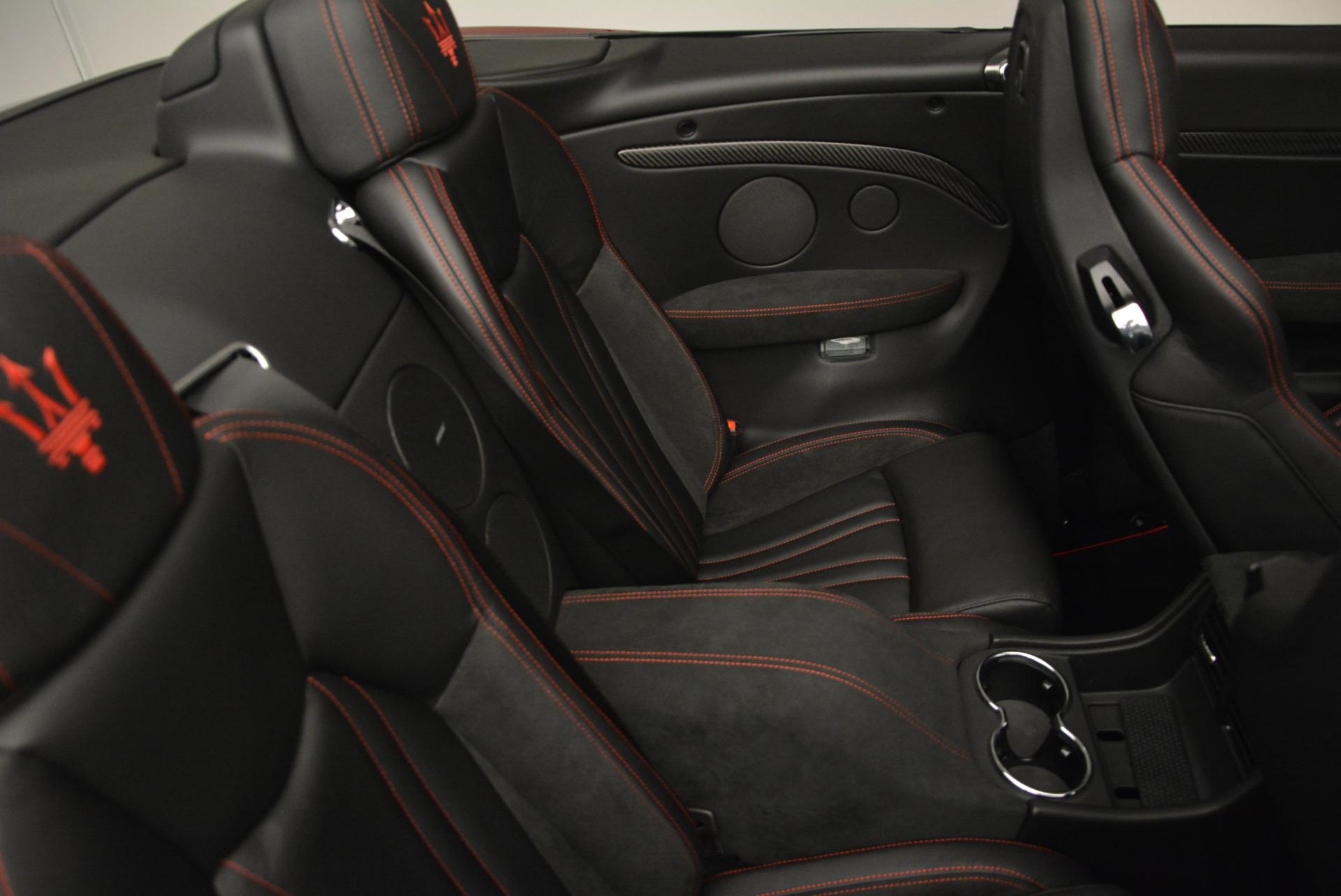 New 2017 Maserati GranTurismo Sport Special Edition For Sale In Greenwich, CT 666_p30