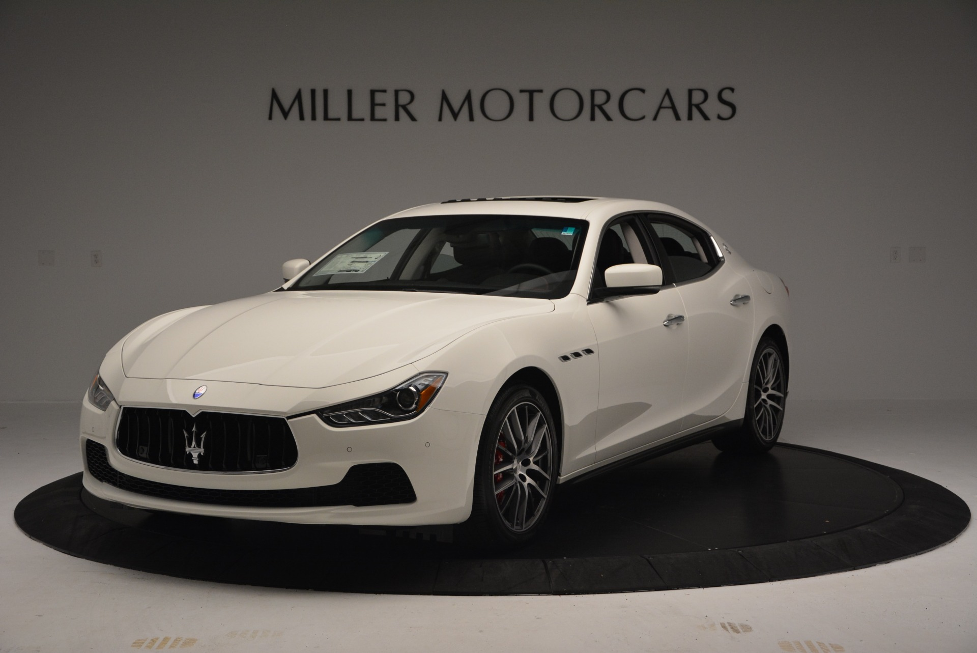 Used 2016 Maserati Ghibli S Q4  EX-LOANER For Sale In Greenwich, CT