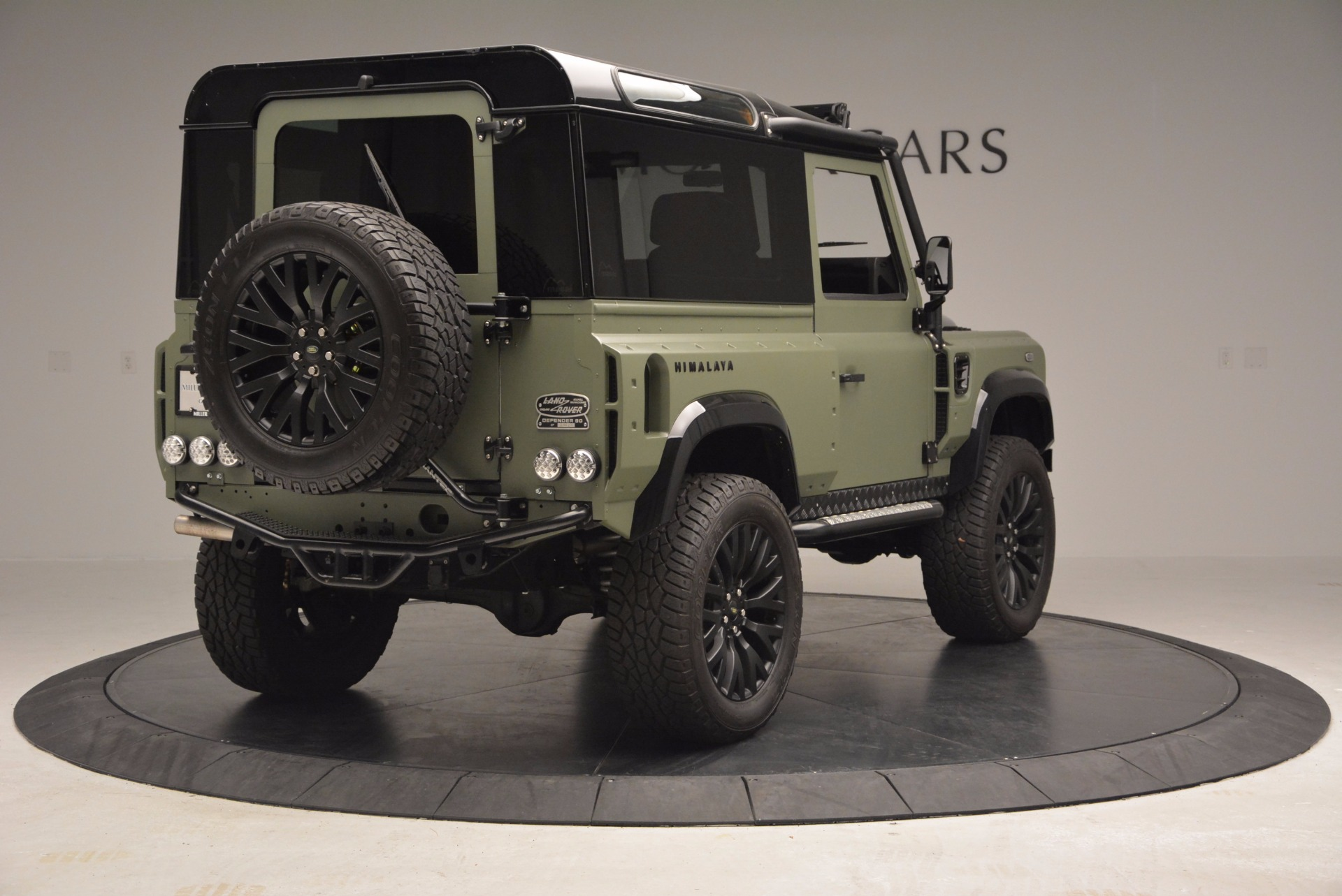 Used 1997 Land Rover Defender 90 For Sale In Greenwich, CT 670_p7
