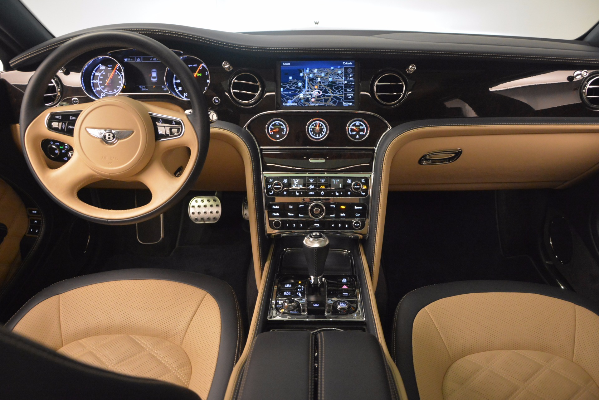 Used 2016 Bentley Mulsanne Speed For Sale In Greenwich, CT 671_p38