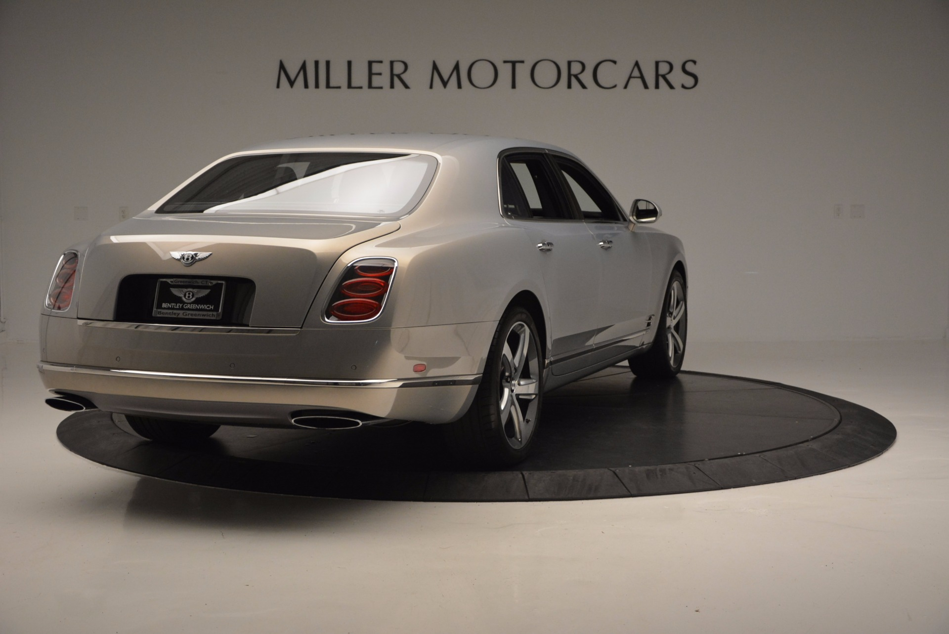 Used 2016 Bentley Mulsanne Speed For Sale In Greenwich, CT 671_p8