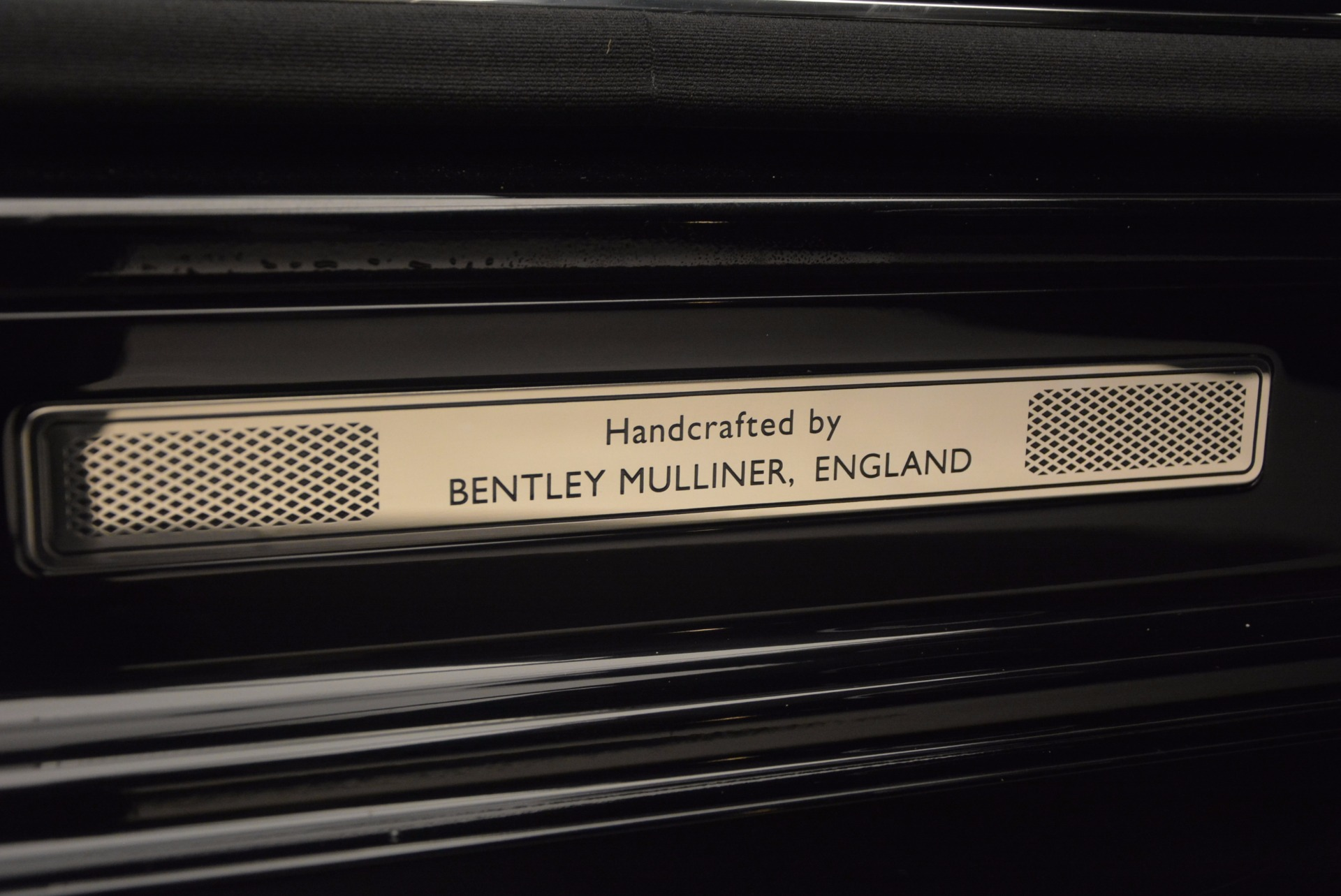 Used 2016 Bentley Mulsanne  For Sale In Greenwich, CT 672_p46