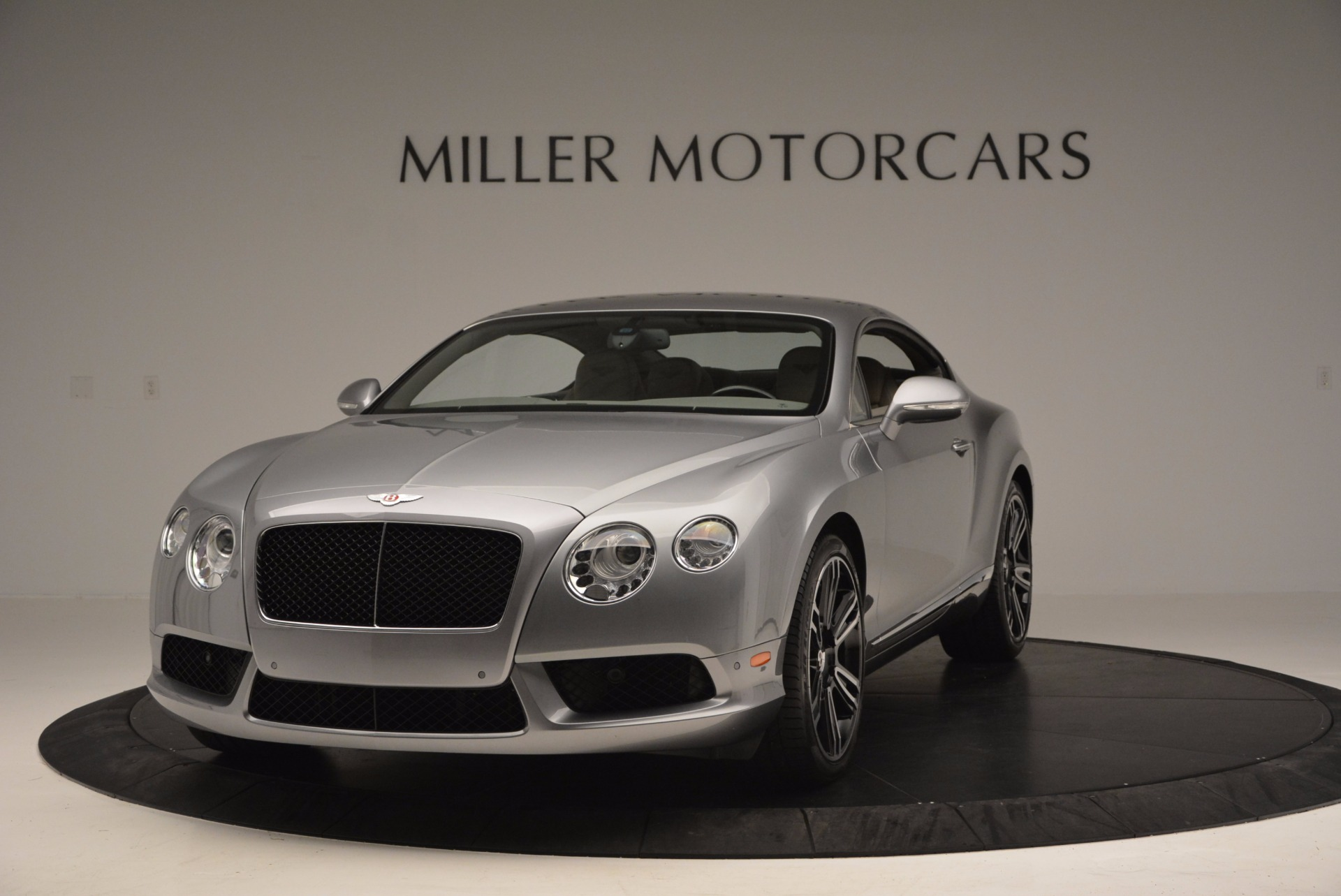 Used 2014 Bentley Continental GT V8  For Sale In Greenwich, CT 673_main