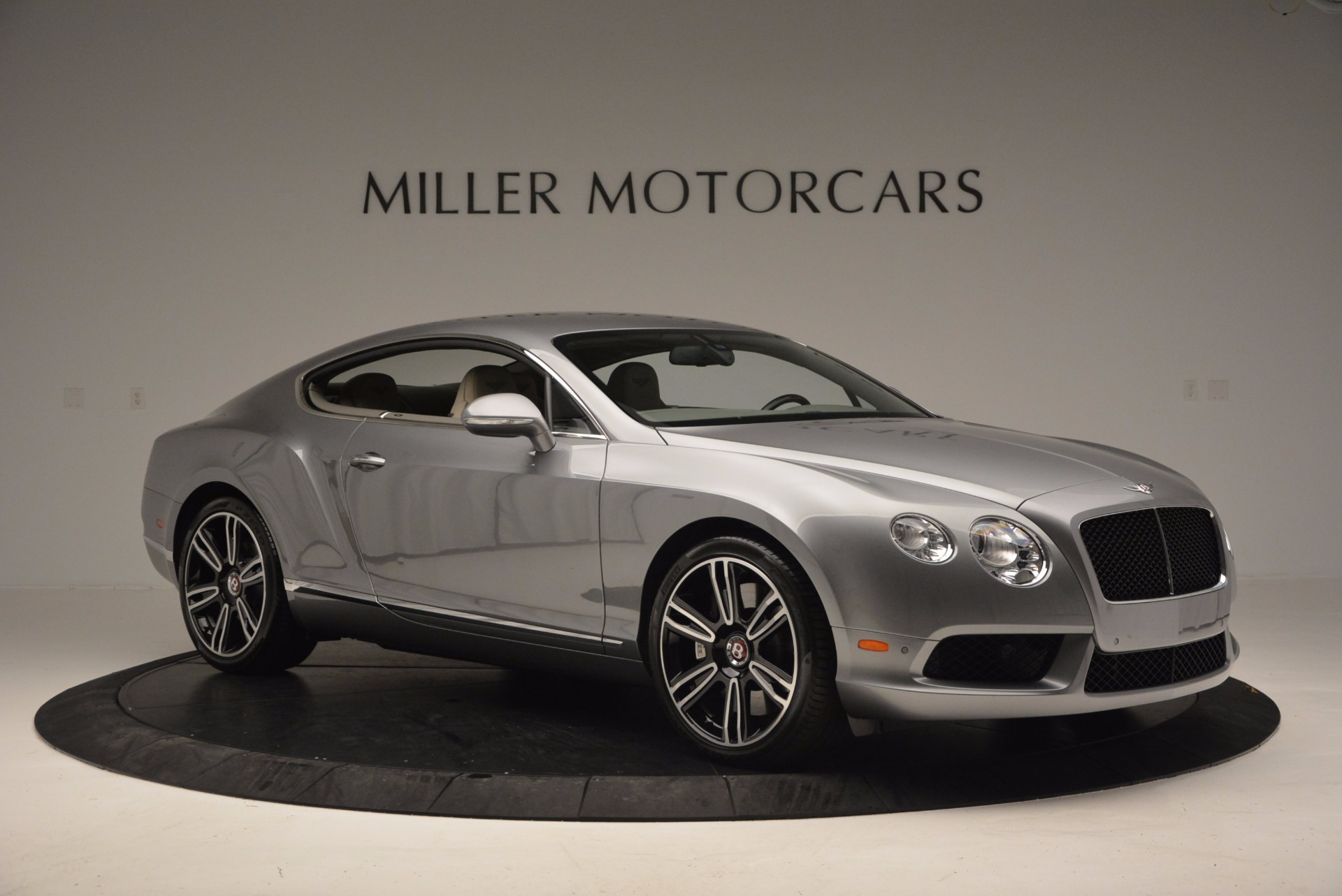 Used 2014 Bentley Continental GT V8  For Sale In Greenwich, CT 673_p10
