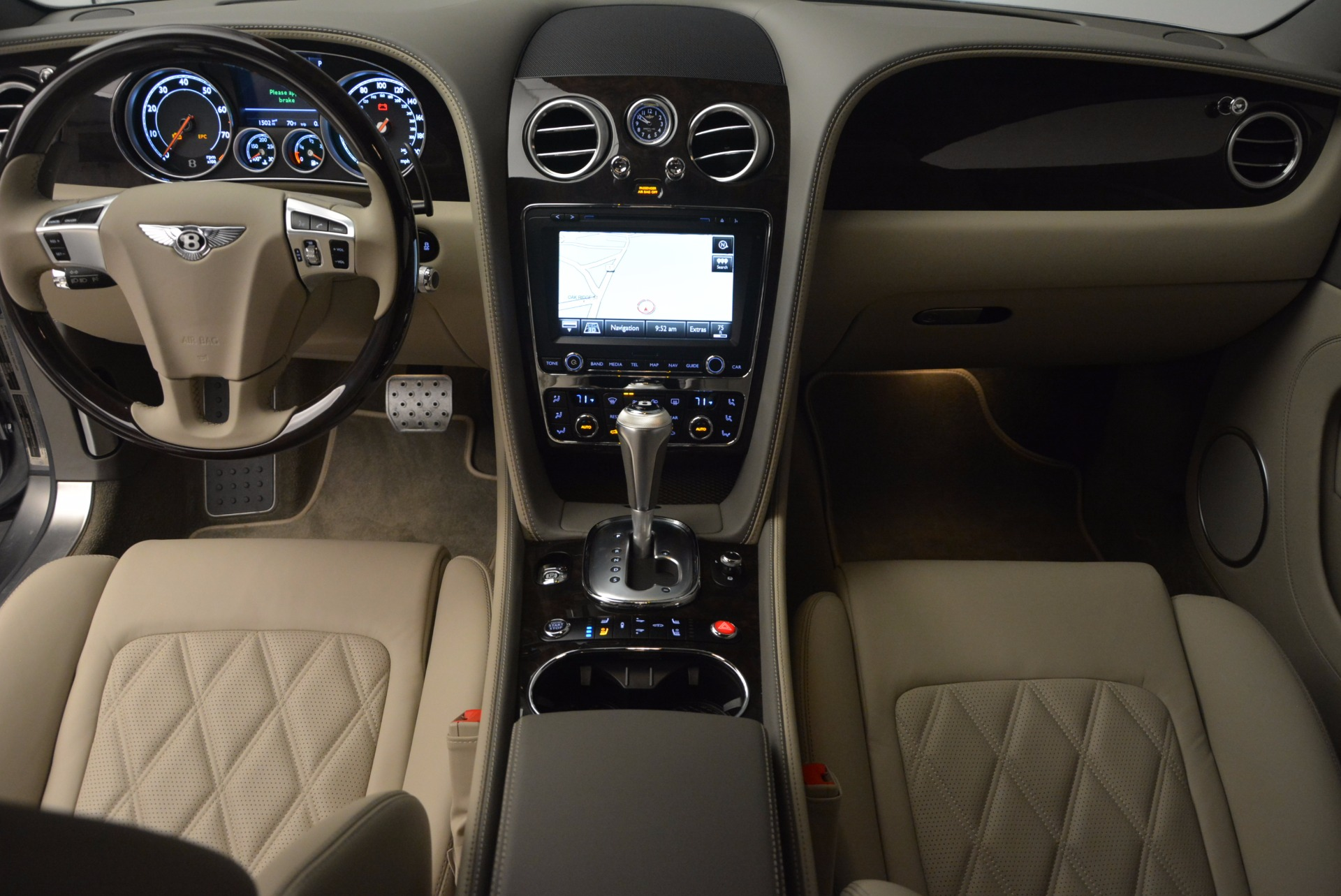 Used 2014 Bentley Continental GT V8  For Sale In Greenwich, CT 673_p26
