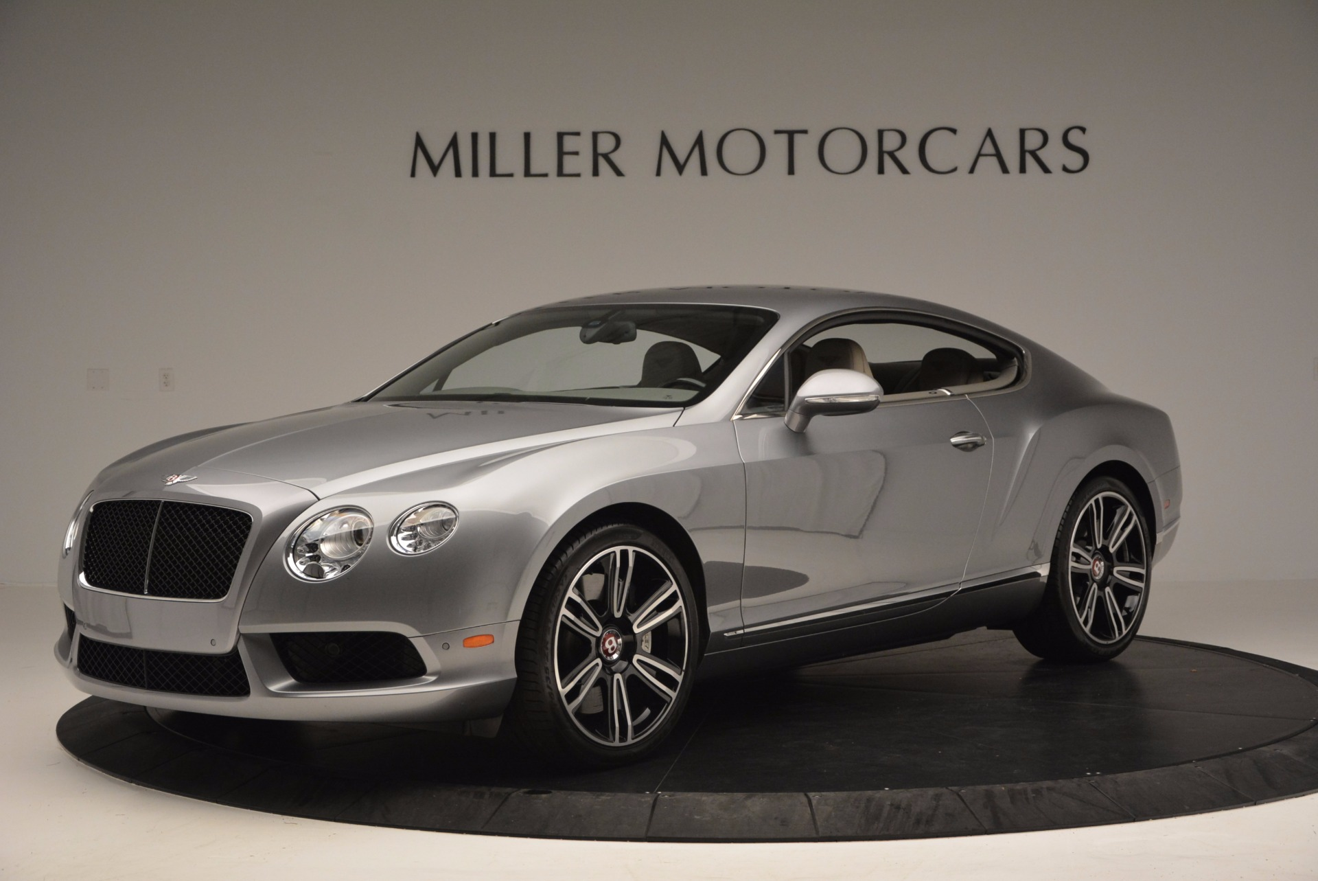 Used 2014 Bentley Continental GT V8  For Sale In Greenwich, CT 673_p2