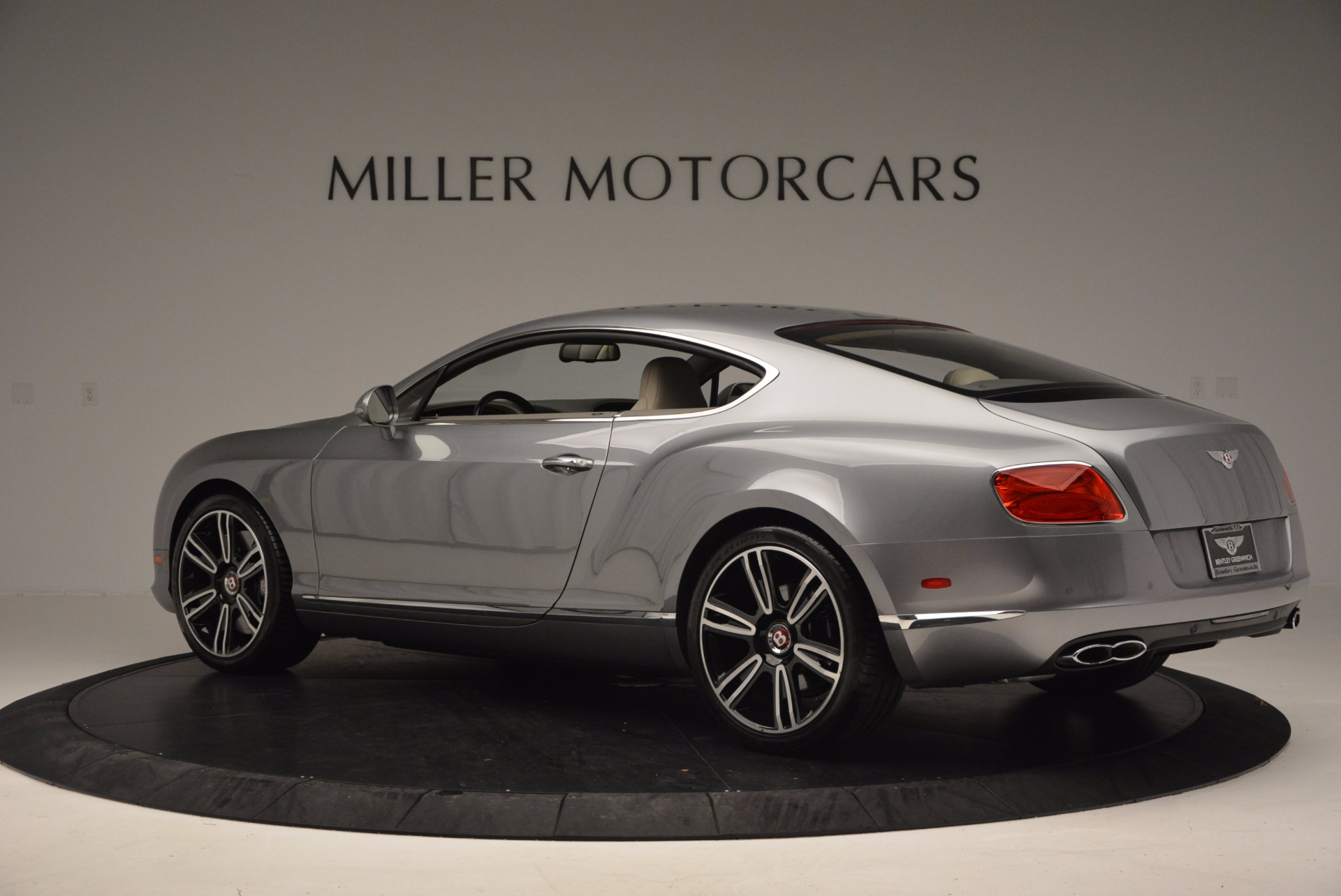 Used 2014 Bentley Continental GT V8  For Sale In Greenwich, CT 673_p4