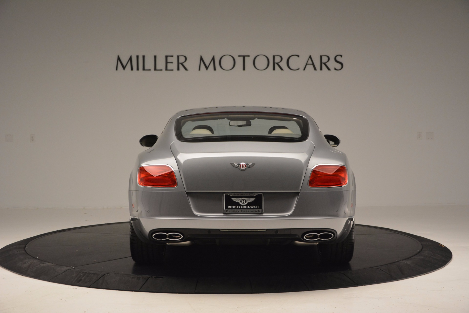 Used 2014 Bentley Continental GT V8  For Sale In Greenwich, CT 673_p6