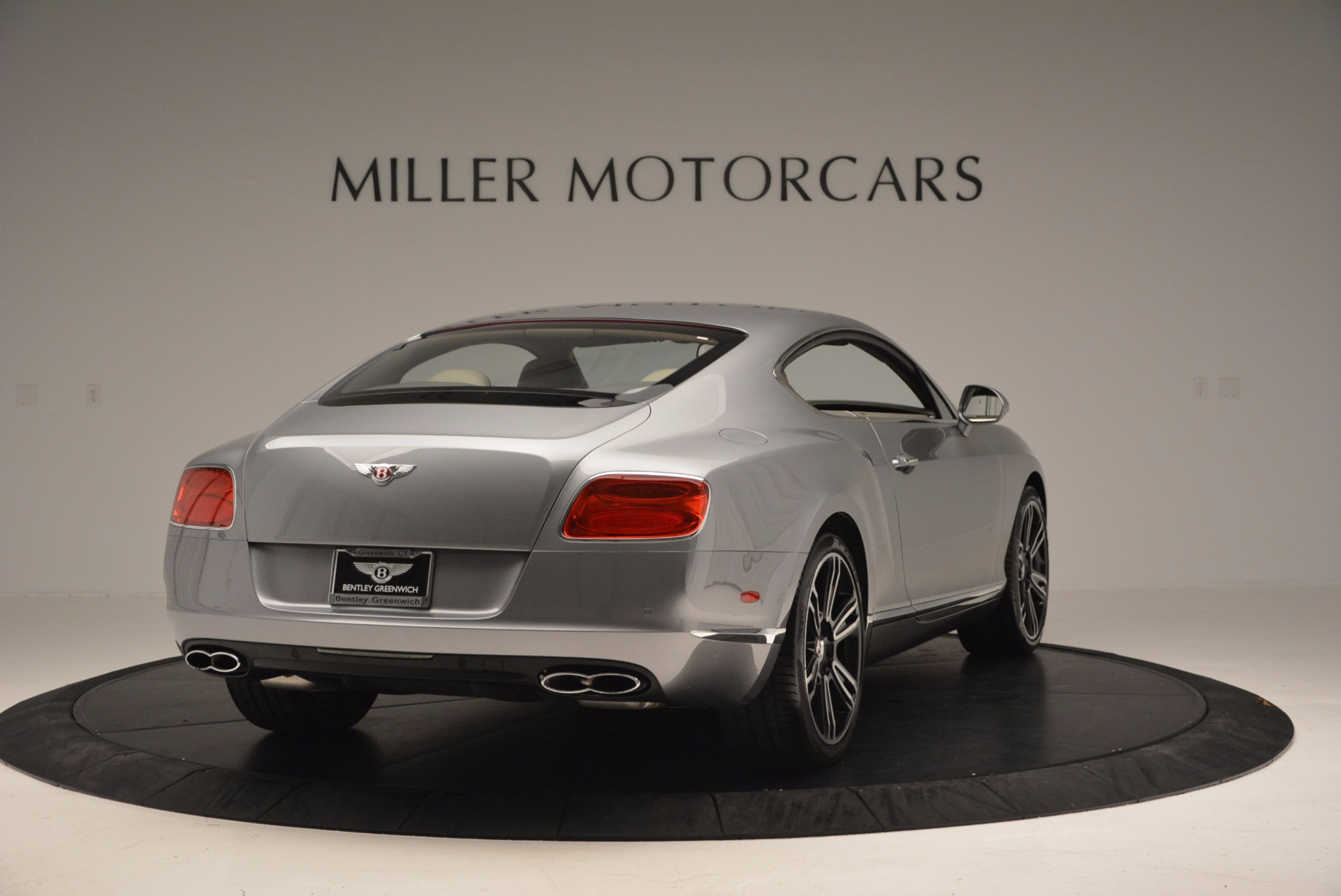 Used 2014 Bentley Continental GT V8  For Sale In Greenwich, CT 673_p7