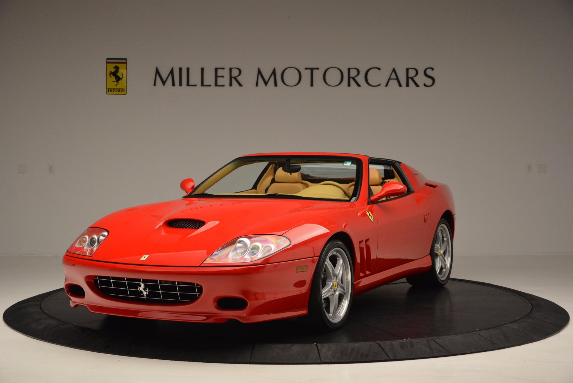 Used 2005 Ferrari Superamerica 6-Speed Manual For Sale In Greenwich, CT 678_main