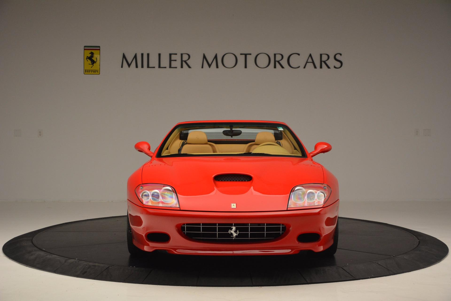 Used 2005 Ferrari Superamerica 6-Speed Manual For Sale In Greenwich, CT 678_p12