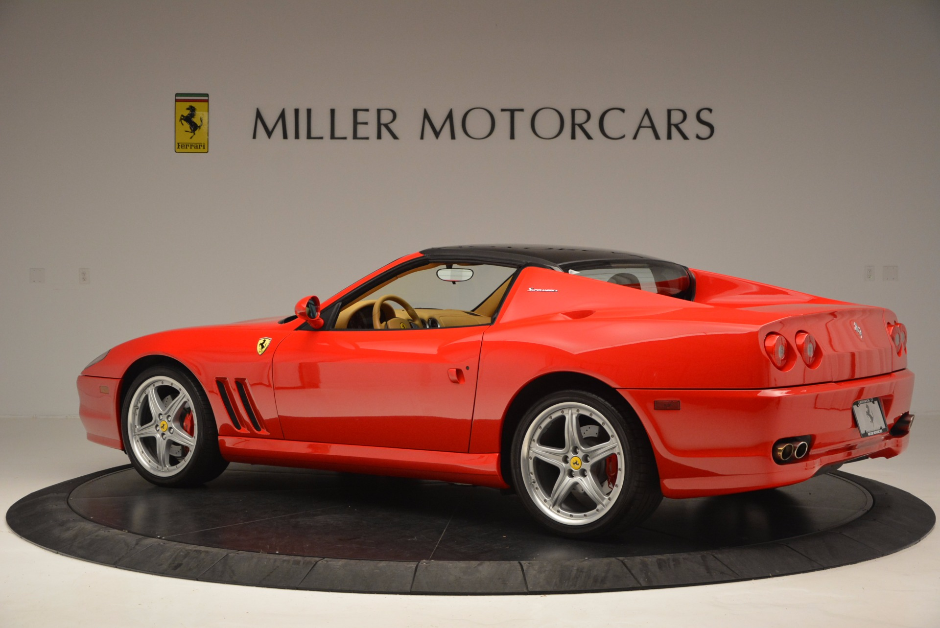 Used 2005 Ferrari Superamerica 6-Speed Manual For Sale In Greenwich, CT 678_p16