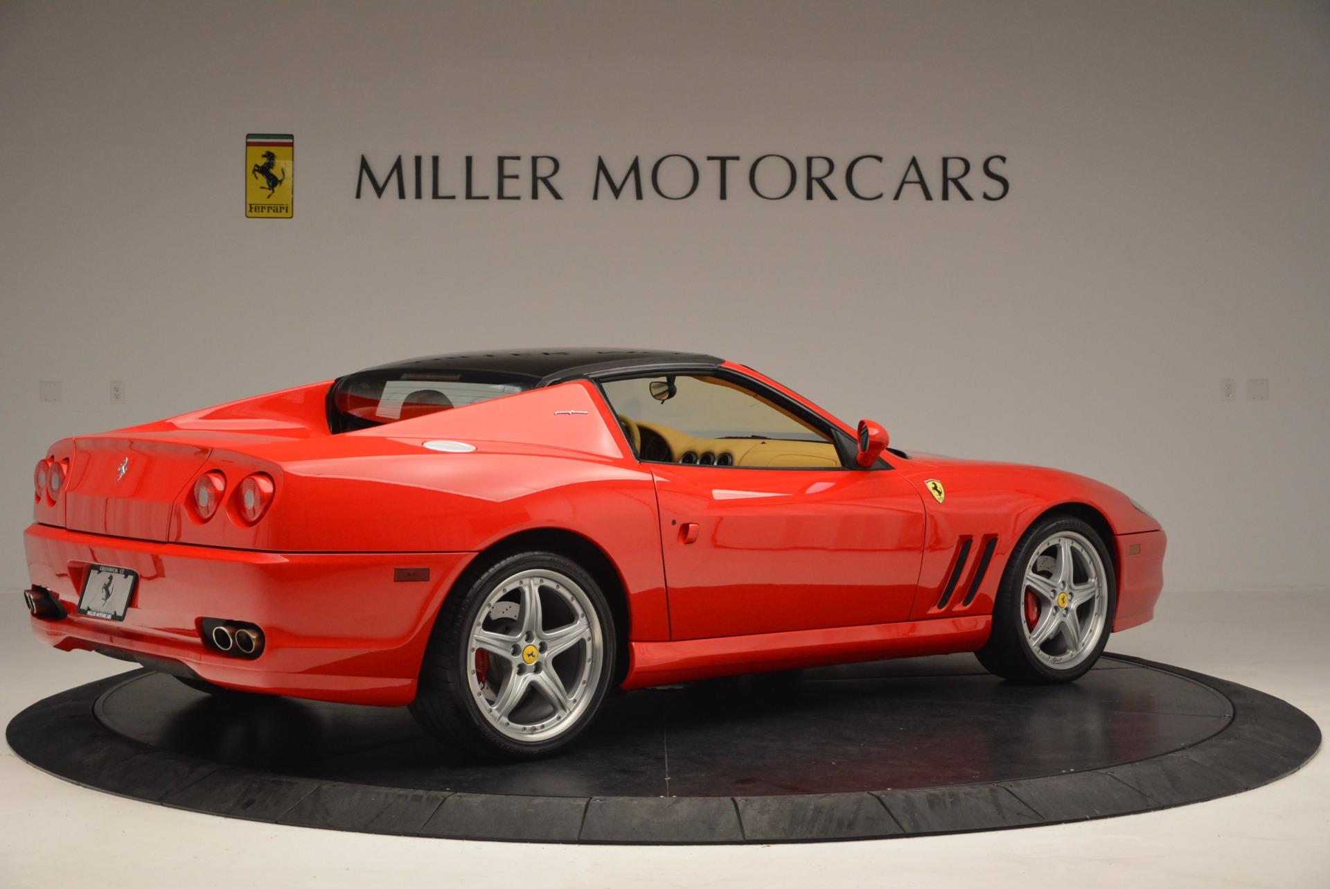 Used 2005 Ferrari Superamerica 6-Speed Manual For Sale In Greenwich, CT 678_p20