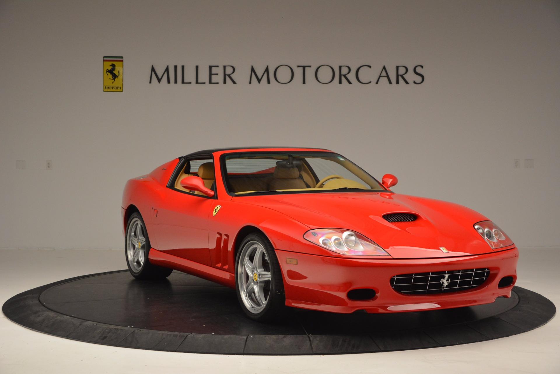 Used 2005 Ferrari Superamerica 6-Speed Manual For Sale In Greenwich, CT 678_p23
