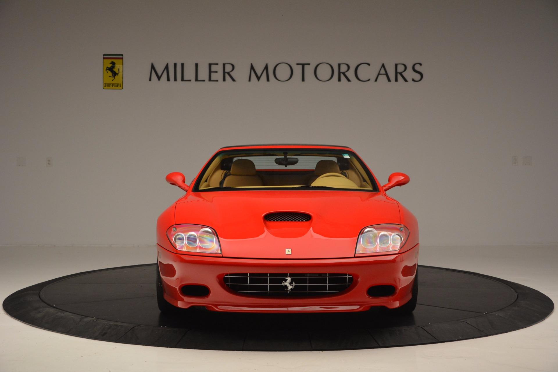 Used 2005 Ferrari Superamerica 6-Speed Manual For Sale In Greenwich, CT 678_p24