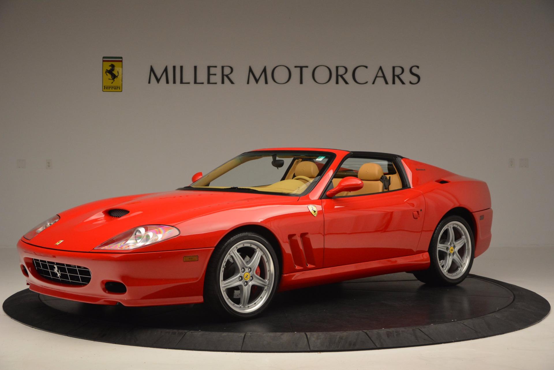 Used 2005 Ferrari Superamerica 6-Speed Manual For Sale In Greenwich, CT 678_p2