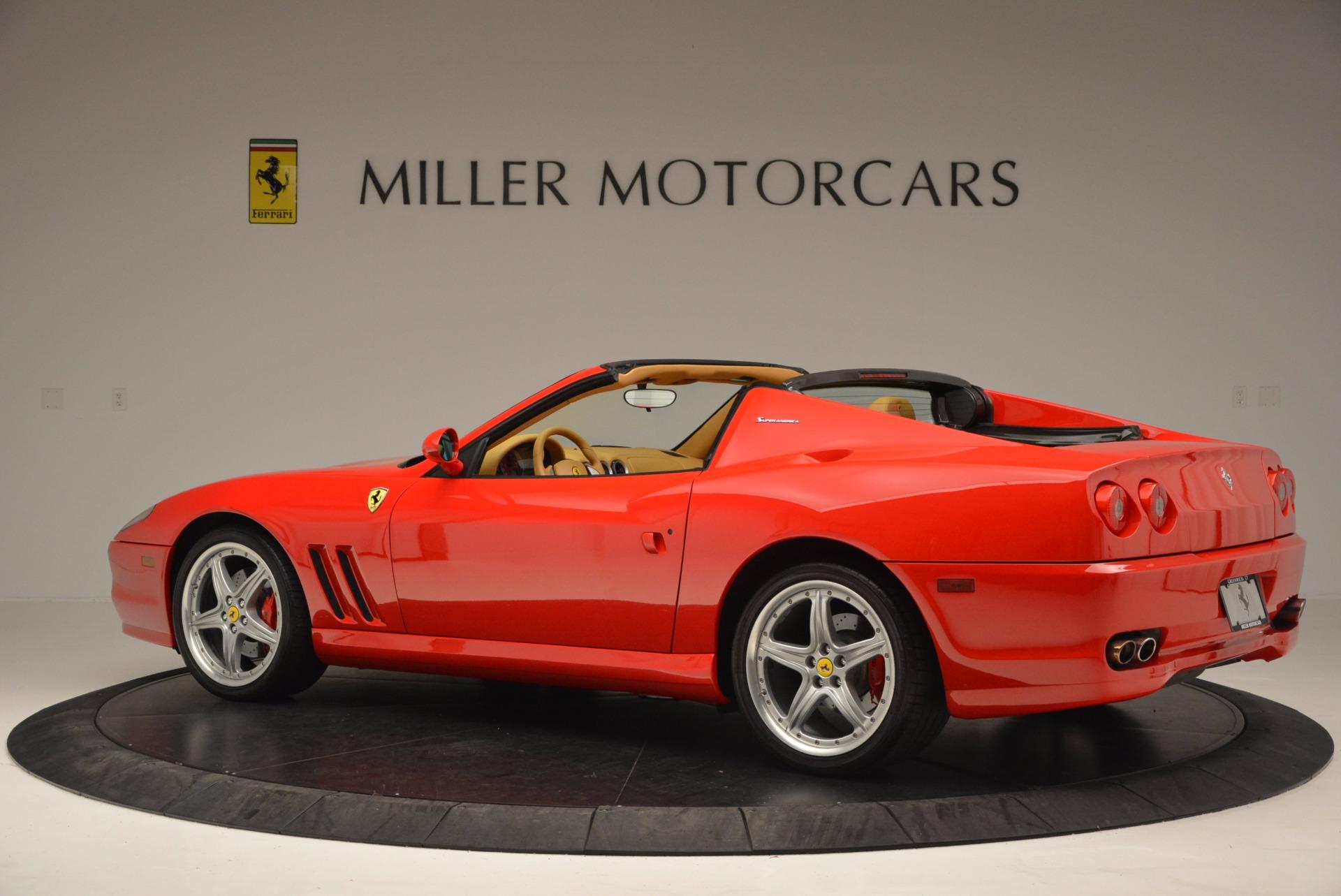 Used 2005 Ferrari Superamerica 6-Speed Manual For Sale In Greenwich, CT 678_p4