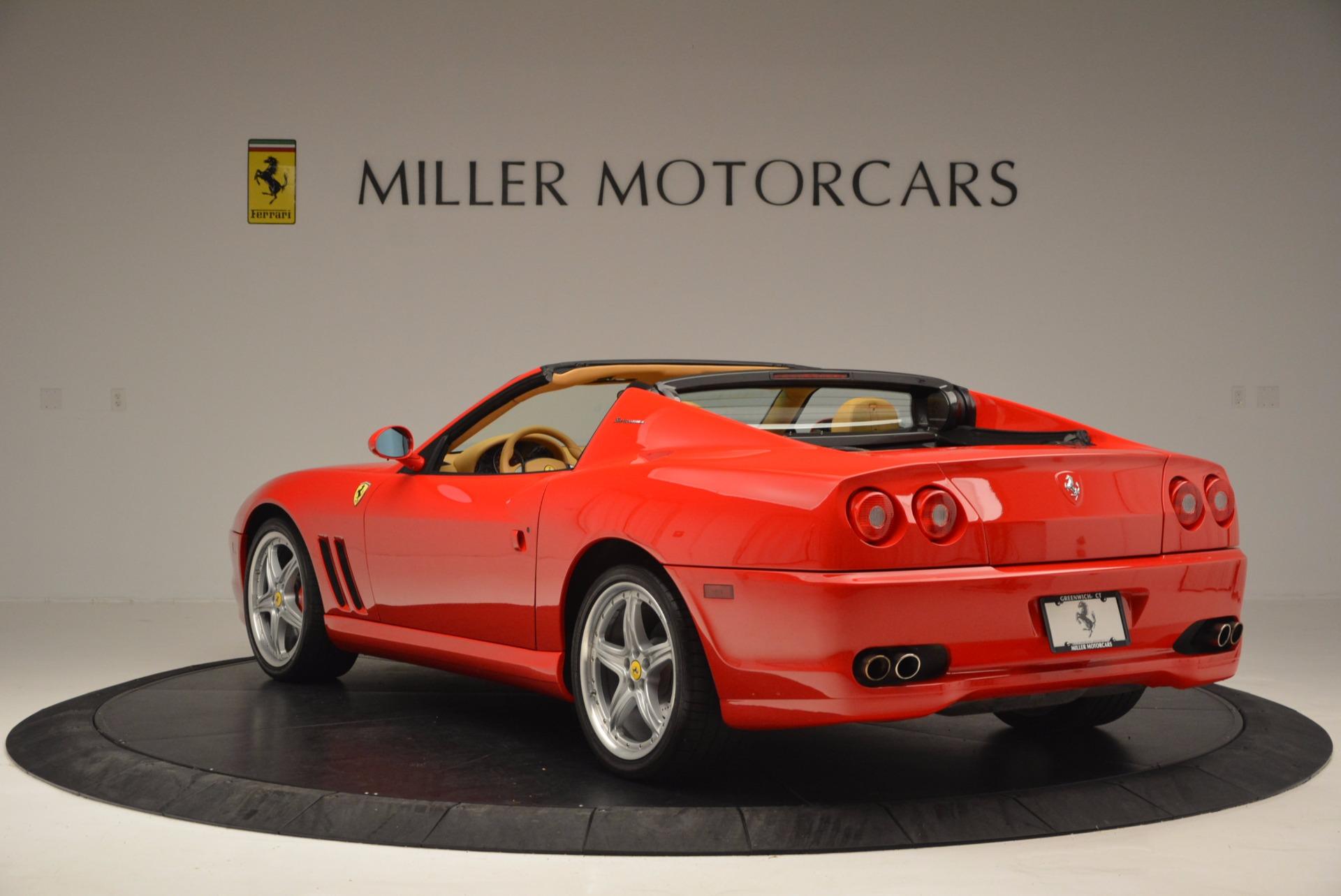 Used 2005 Ferrari Superamerica 6-Speed Manual For Sale In Greenwich, CT 678_p5