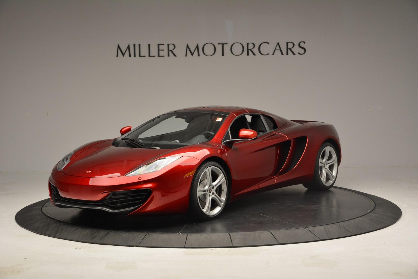 Used 2013 McLaren 12C Spider  For Sale In Greenwich, CT 68_p14